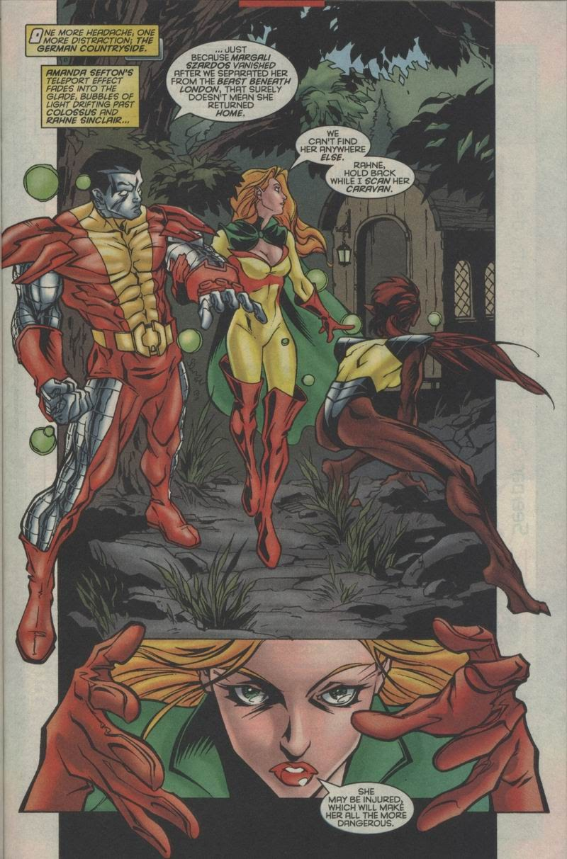 Excalibur (1988) issue 102 - Page 9