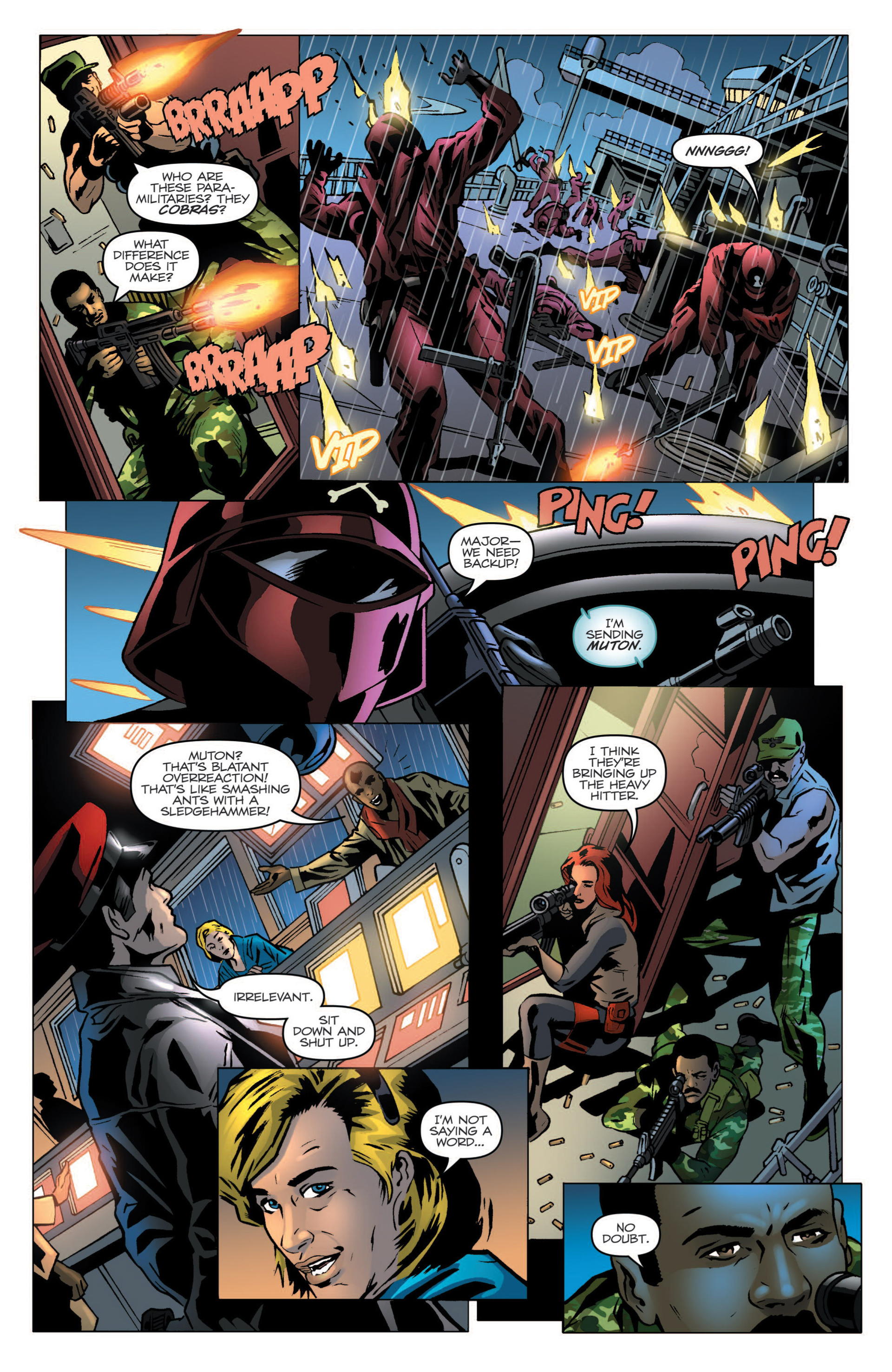 G.I. Joe: A Real American Hero 188 Page 11