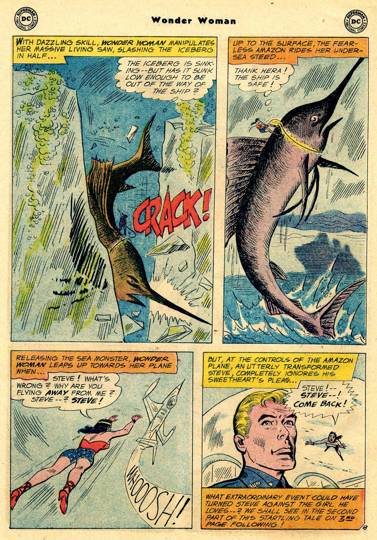 Read online Wonder Woman (1942) comic -  Issue #110 - 10