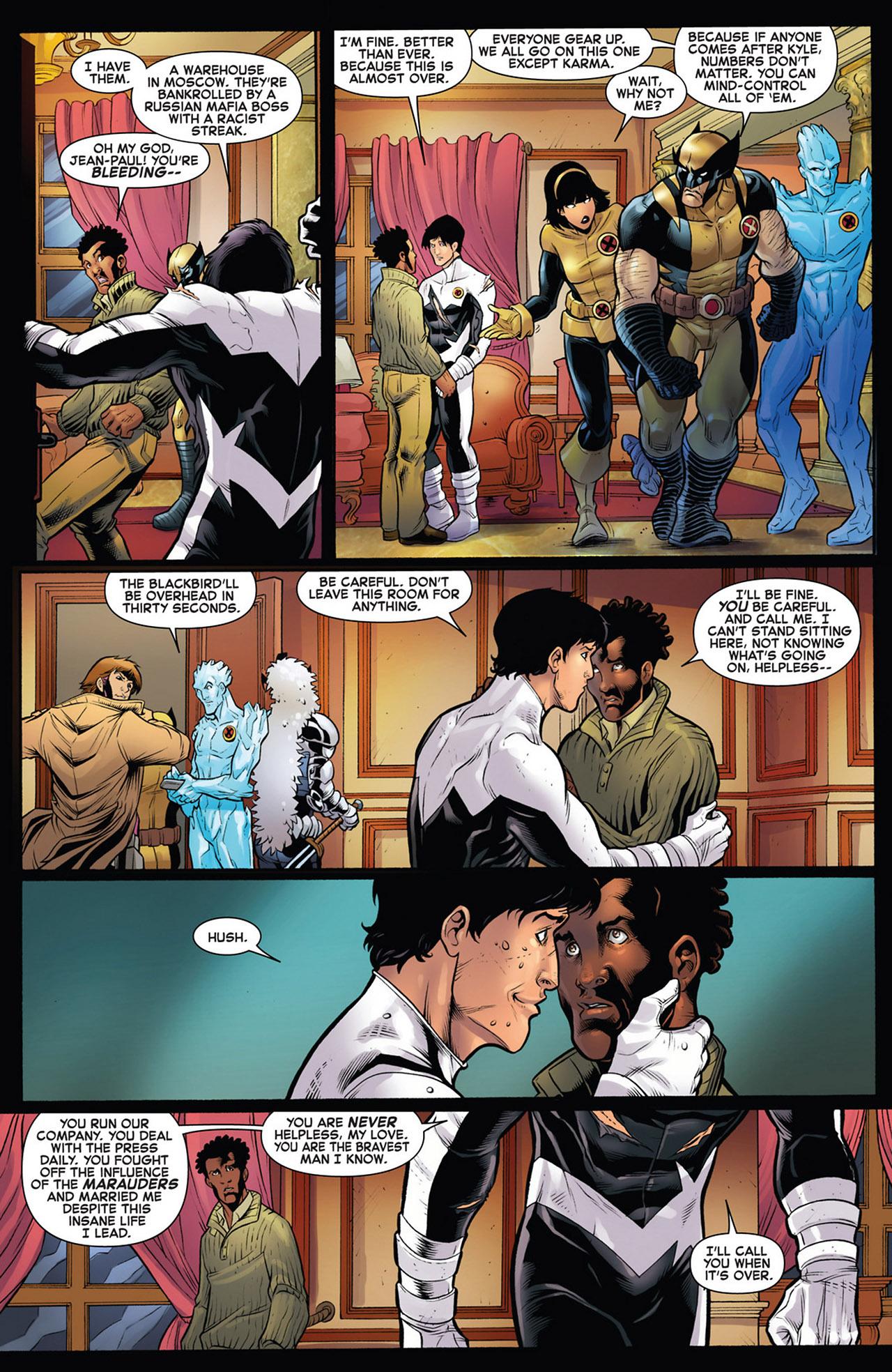 Read online Astonishing X-Men (2004) comic -  Issue # _Annual 1 - 7