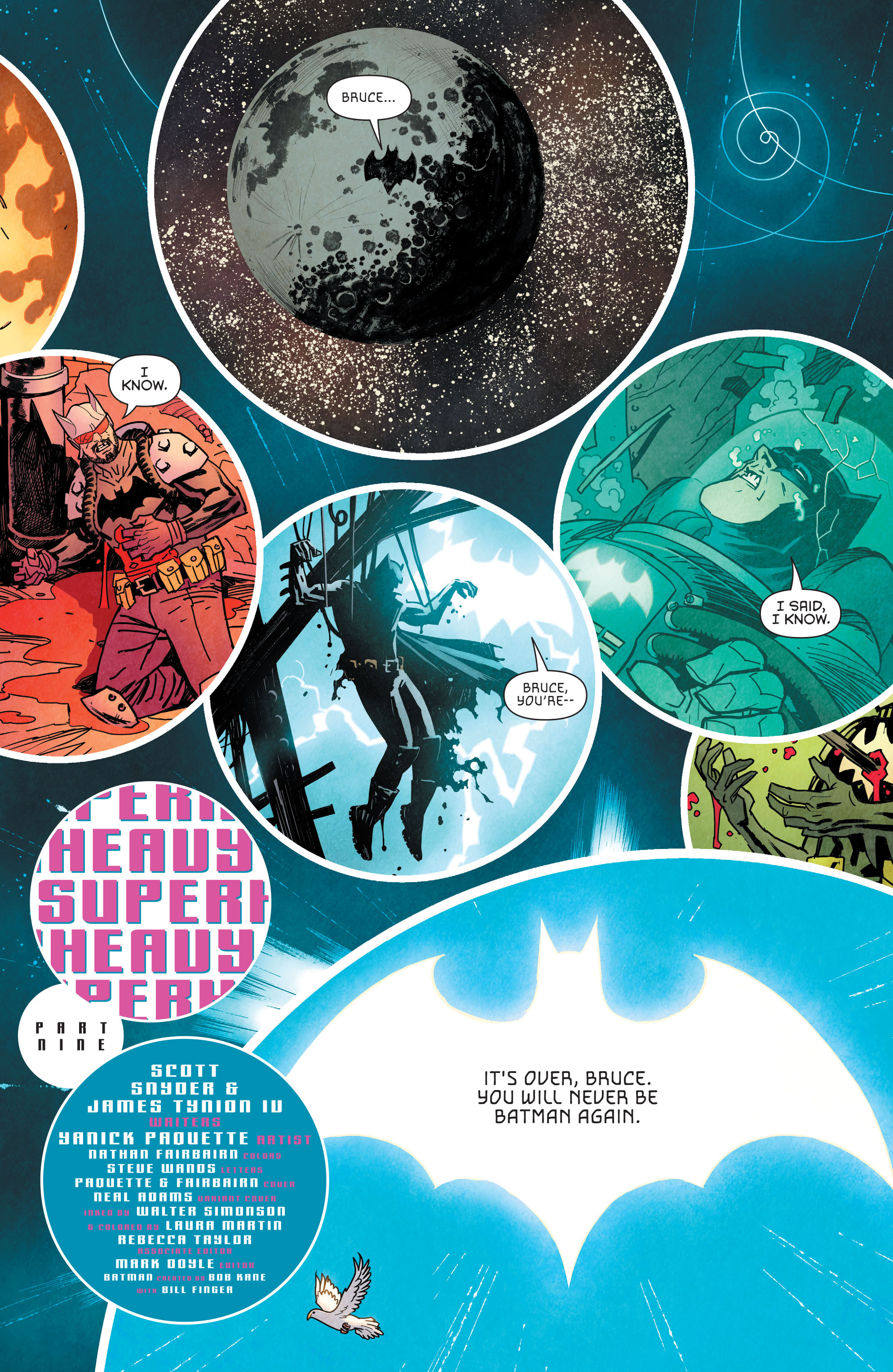 Read online Batman (2011) comic -  Issue # _TPB 9 - 74