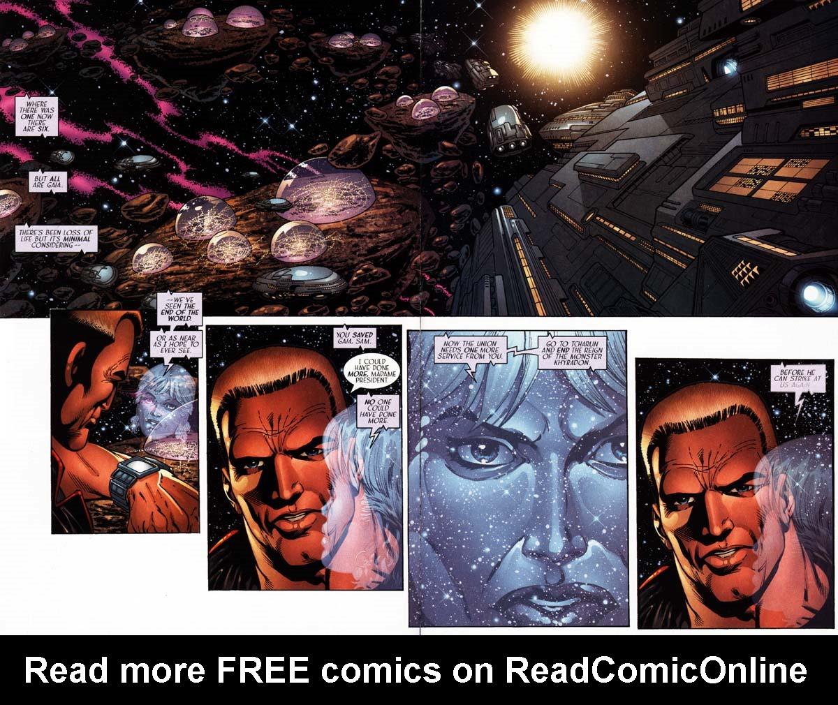 Read online Sigil (2000) comic -  Issue #27 - 19