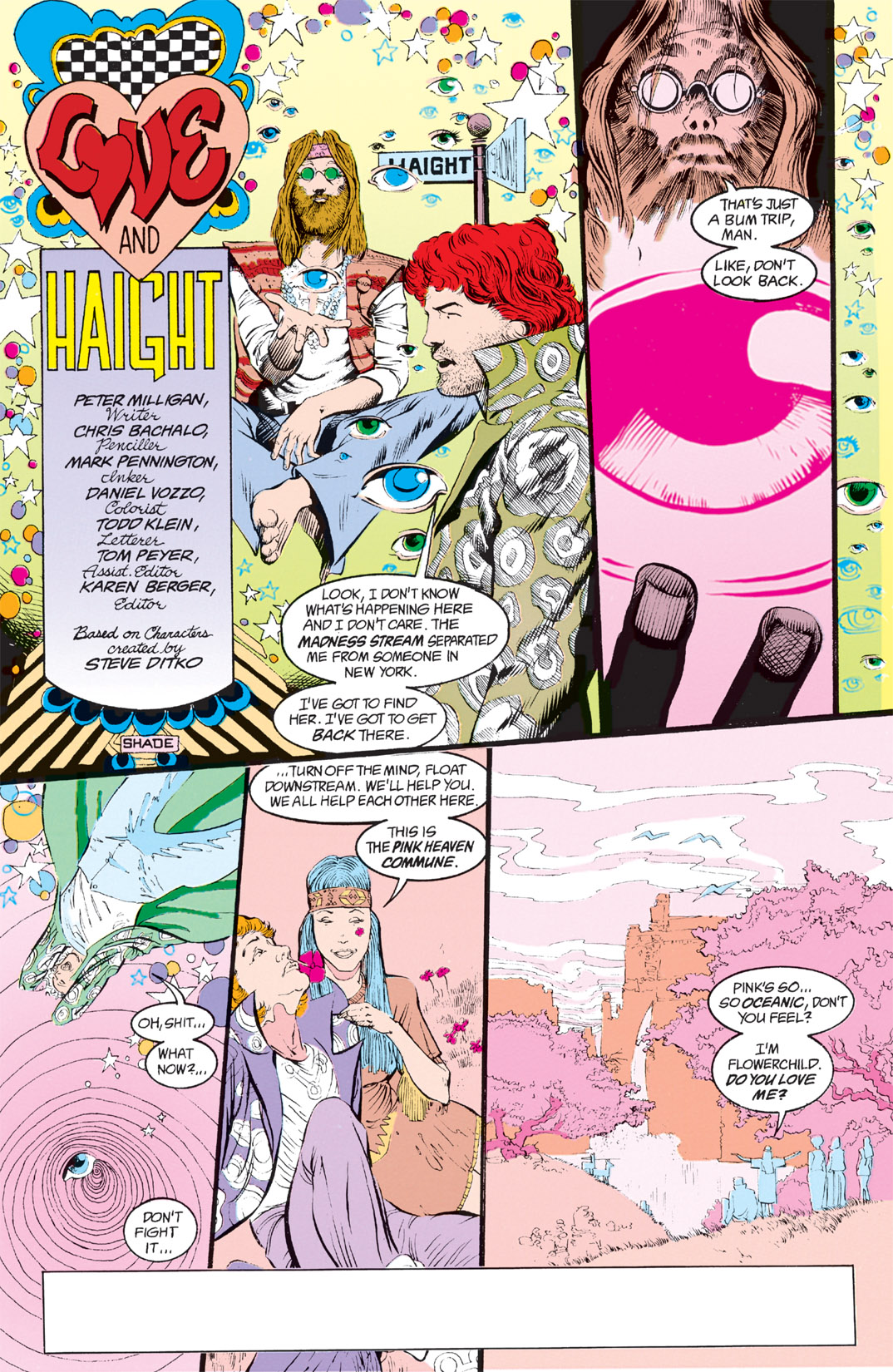 Read online Shade, the Changing Man comic -  Issue #8 - 2
