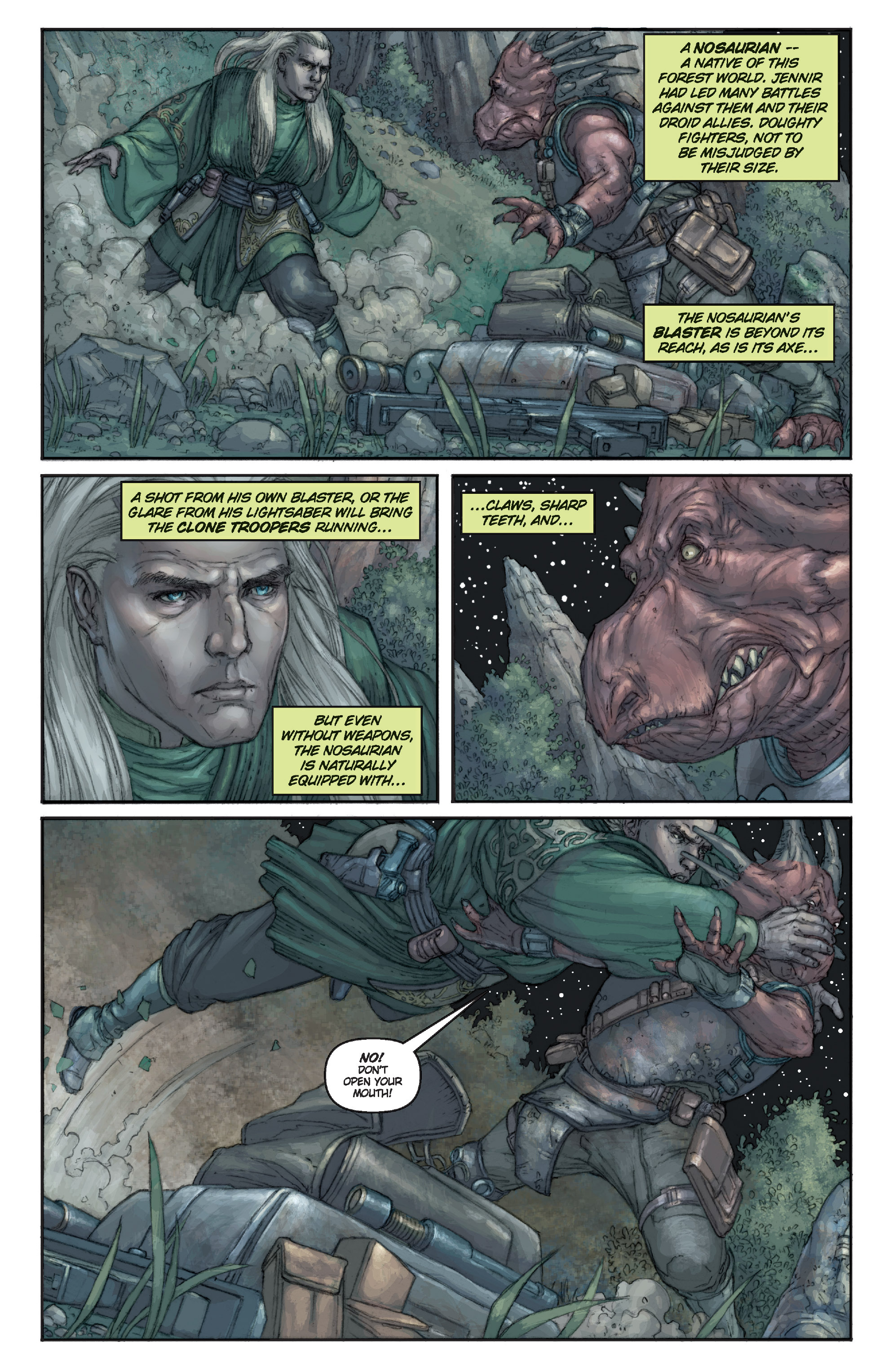 Read online Star Wars Omnibus comic -  Issue # Vol. 31 - 16