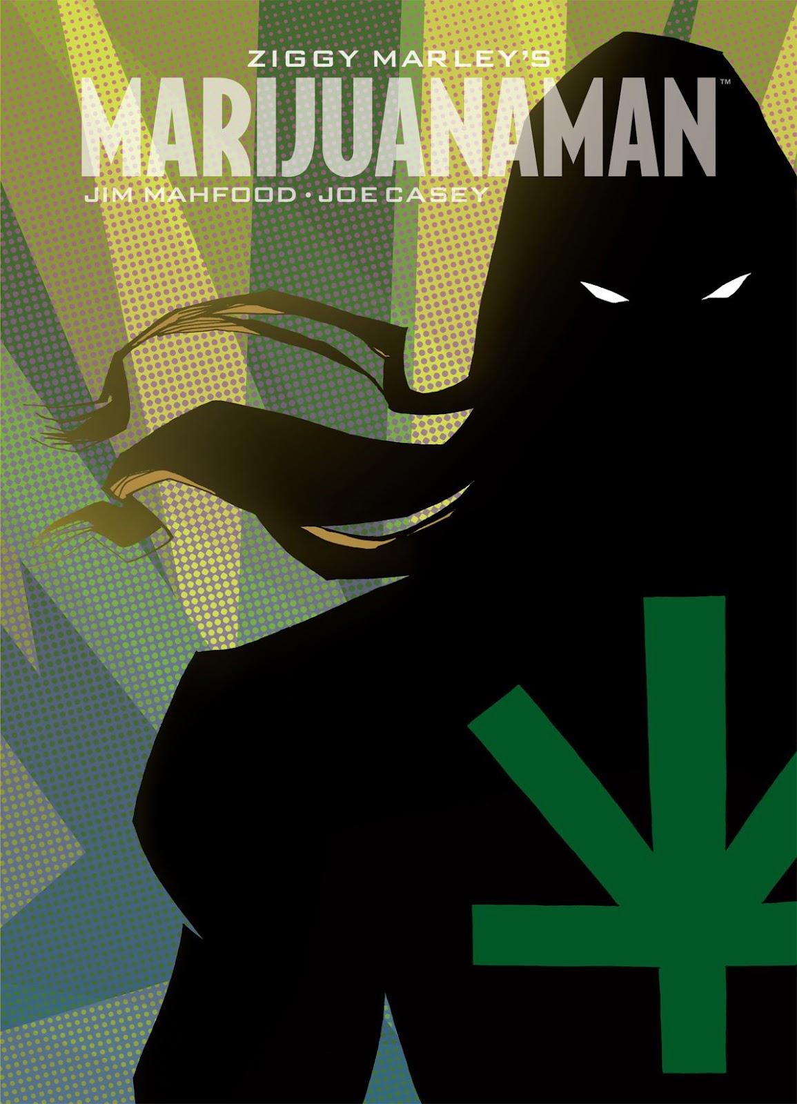 Read online Marijuanaman comic -  Issue # Full - 1
