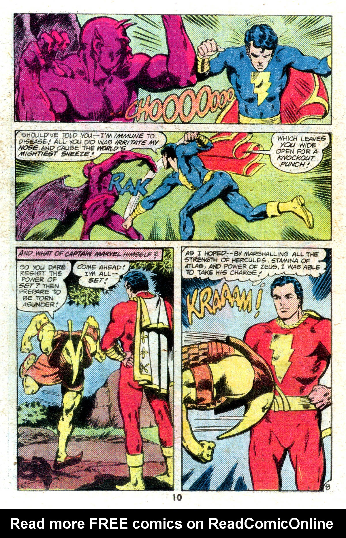 Read online Adventure Comics (1938) comic -  Issue #492 - 10