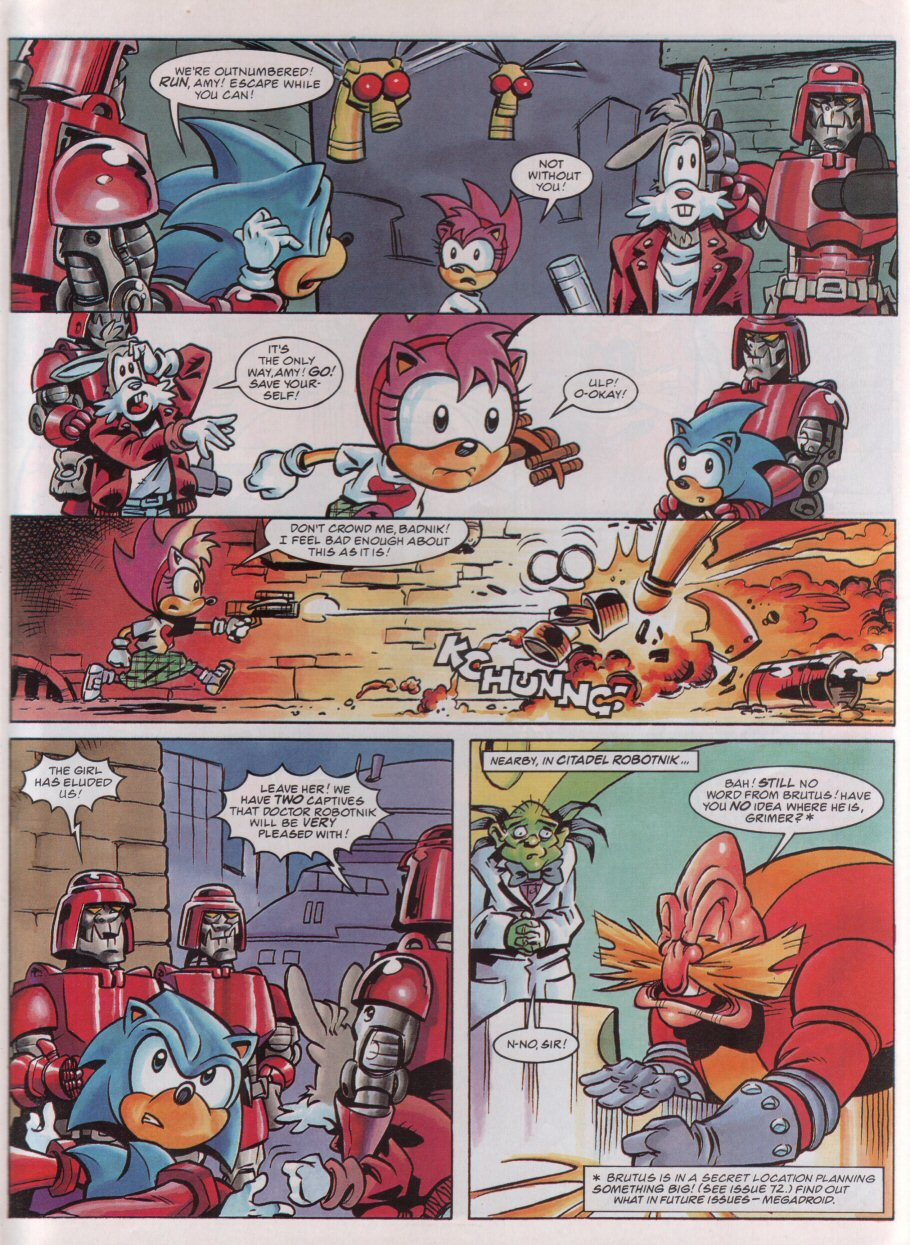 Read online Sonic the Comic comic -  Issue #74 - 5