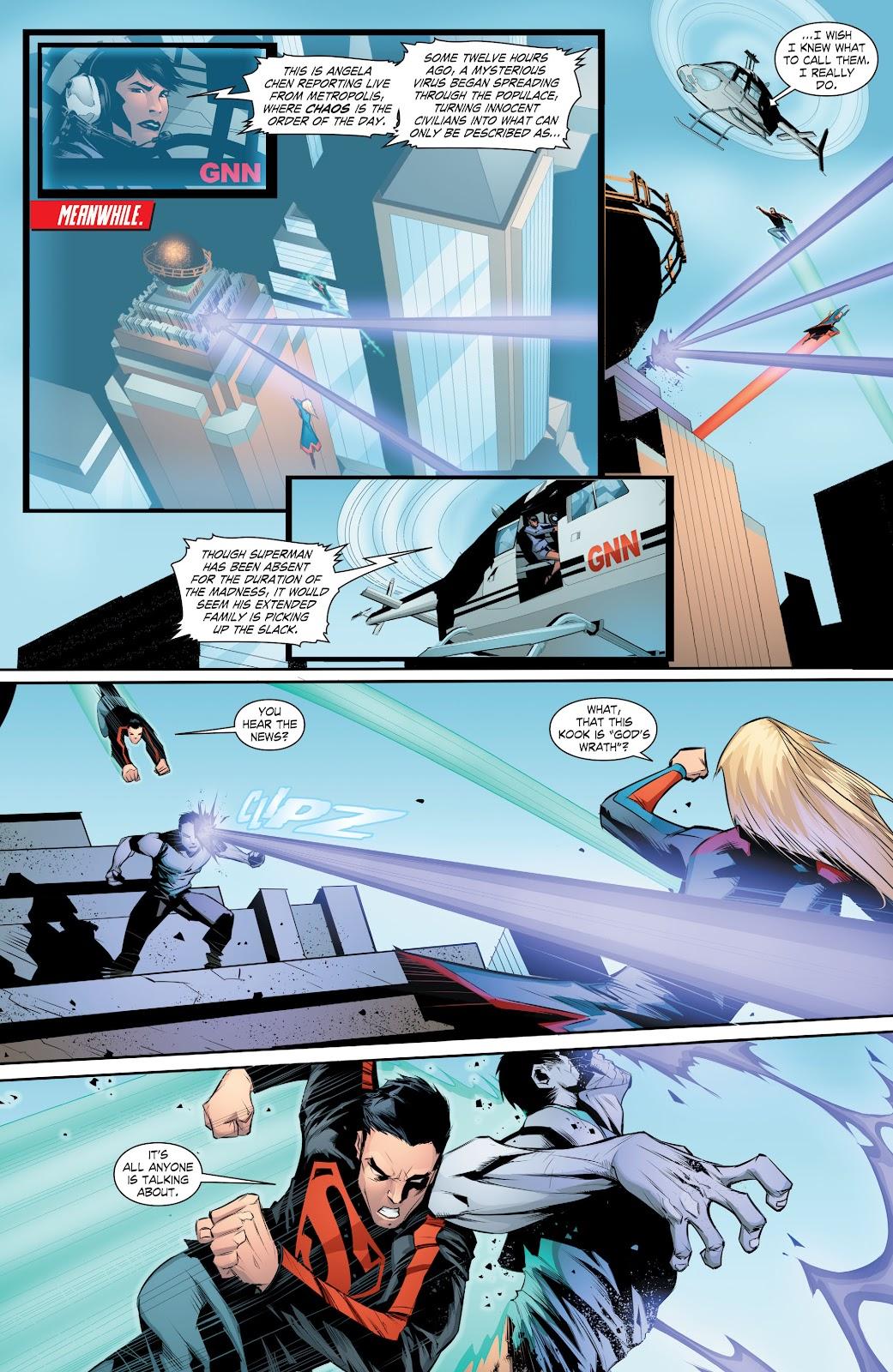 Read online Smallville Season 11 [II] comic -  Issue # TPB 8 - 145