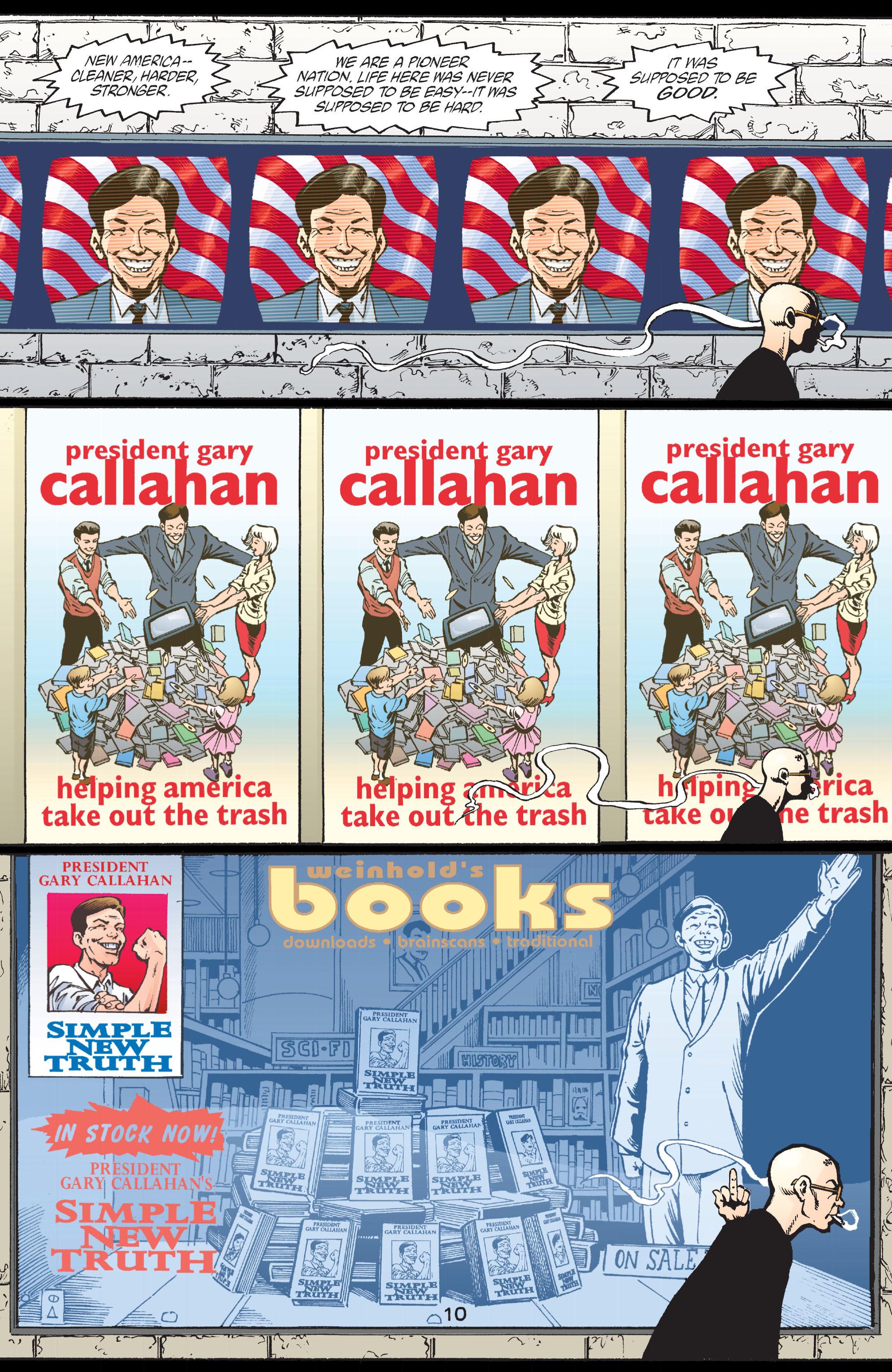 Read online Transmetropolitan comic -  Issue #42 - 11