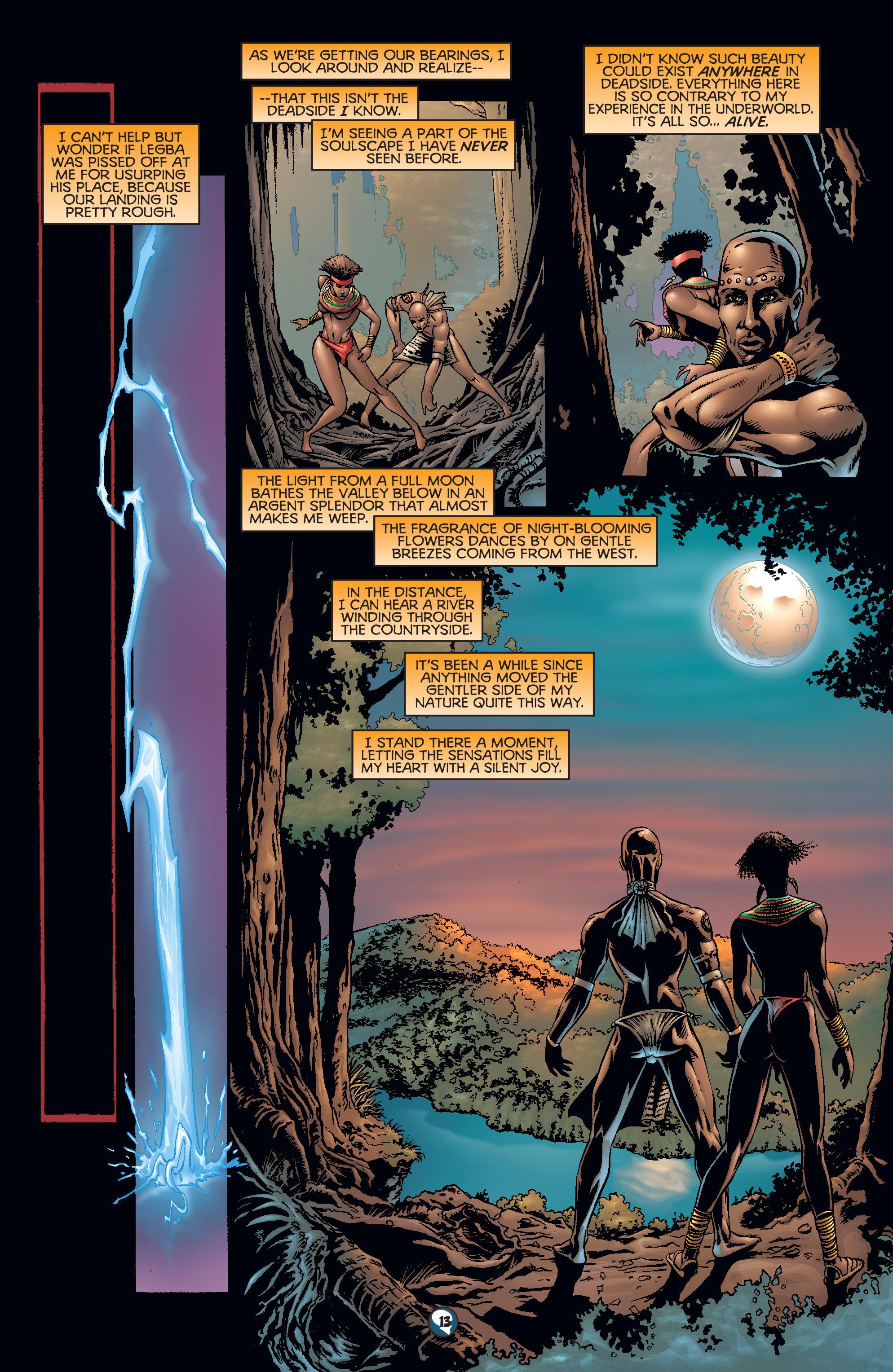 Read online Shadowman (1997) comic -  Issue #18 - 11