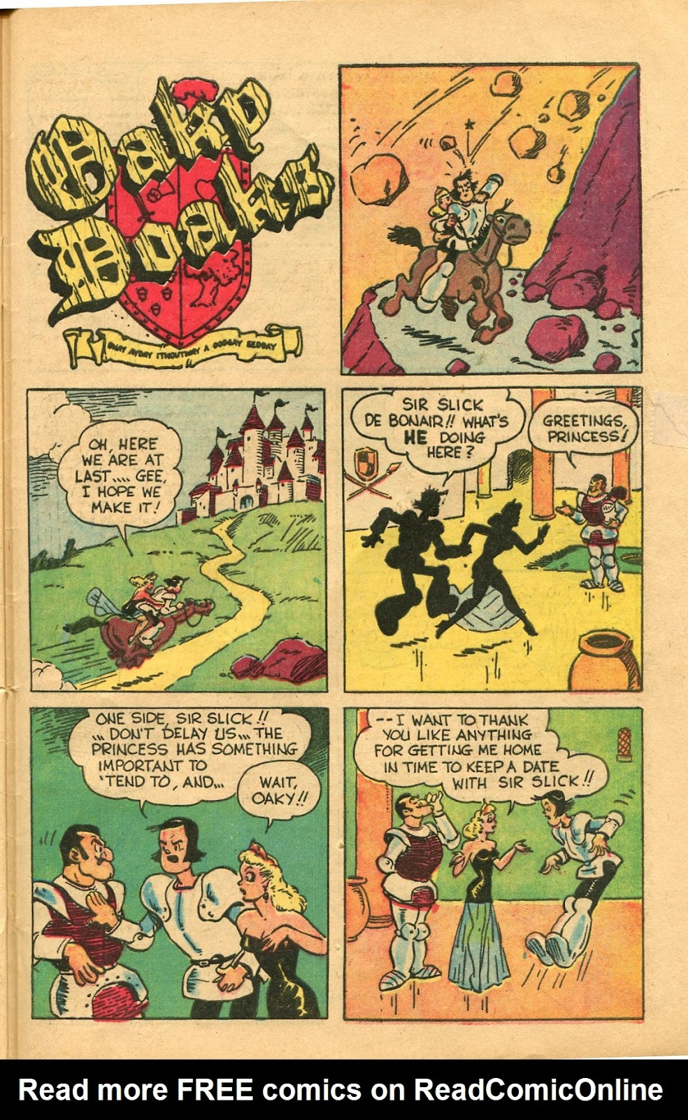 Read online Famous Funnies comic -  Issue #147 - 43