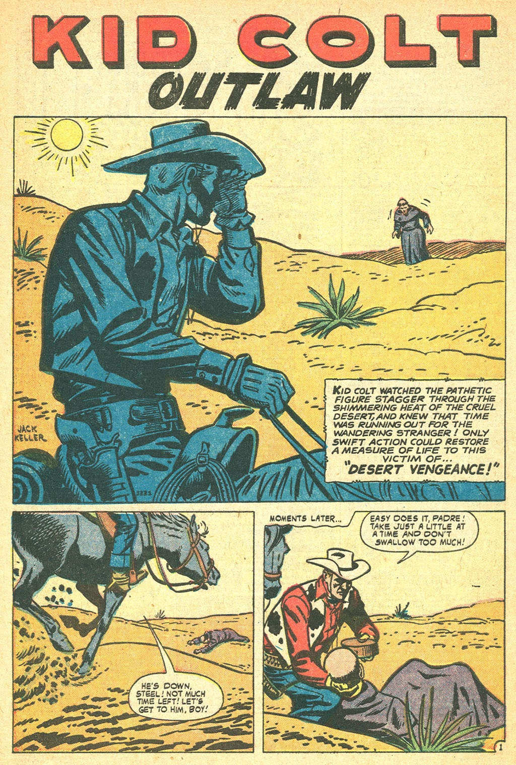 Kid Colt Outlaw issue 60 - Page 28