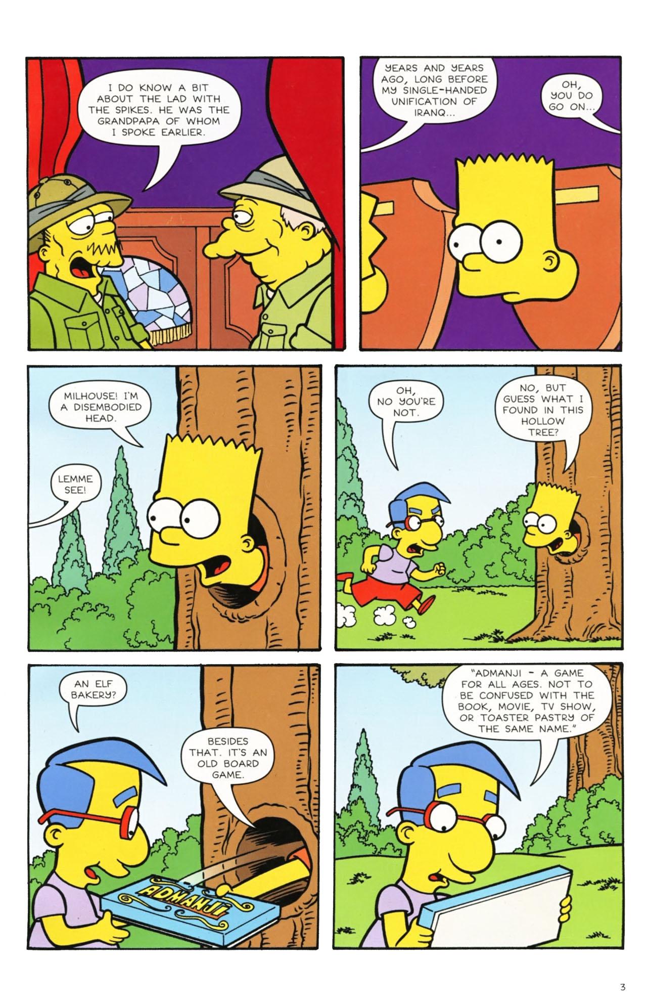 Read online Simpsons Comics comic -  Issue #160 - 4