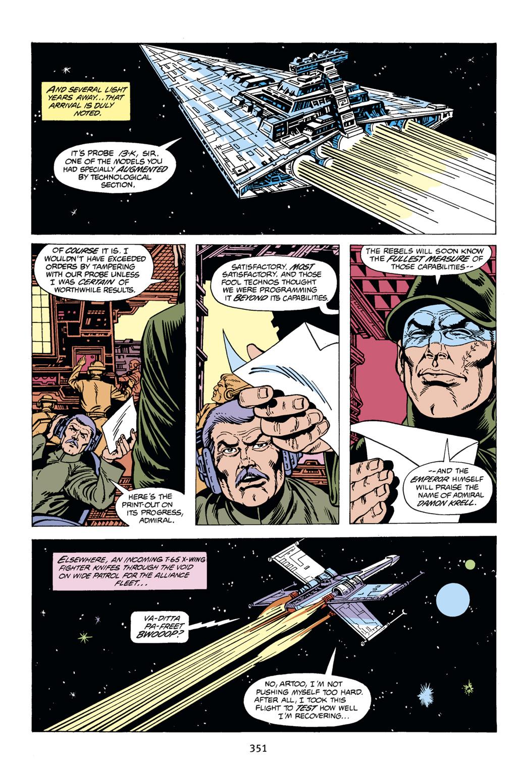 Read online Star Wars Omnibus comic -  Issue # Vol. 14 - 348