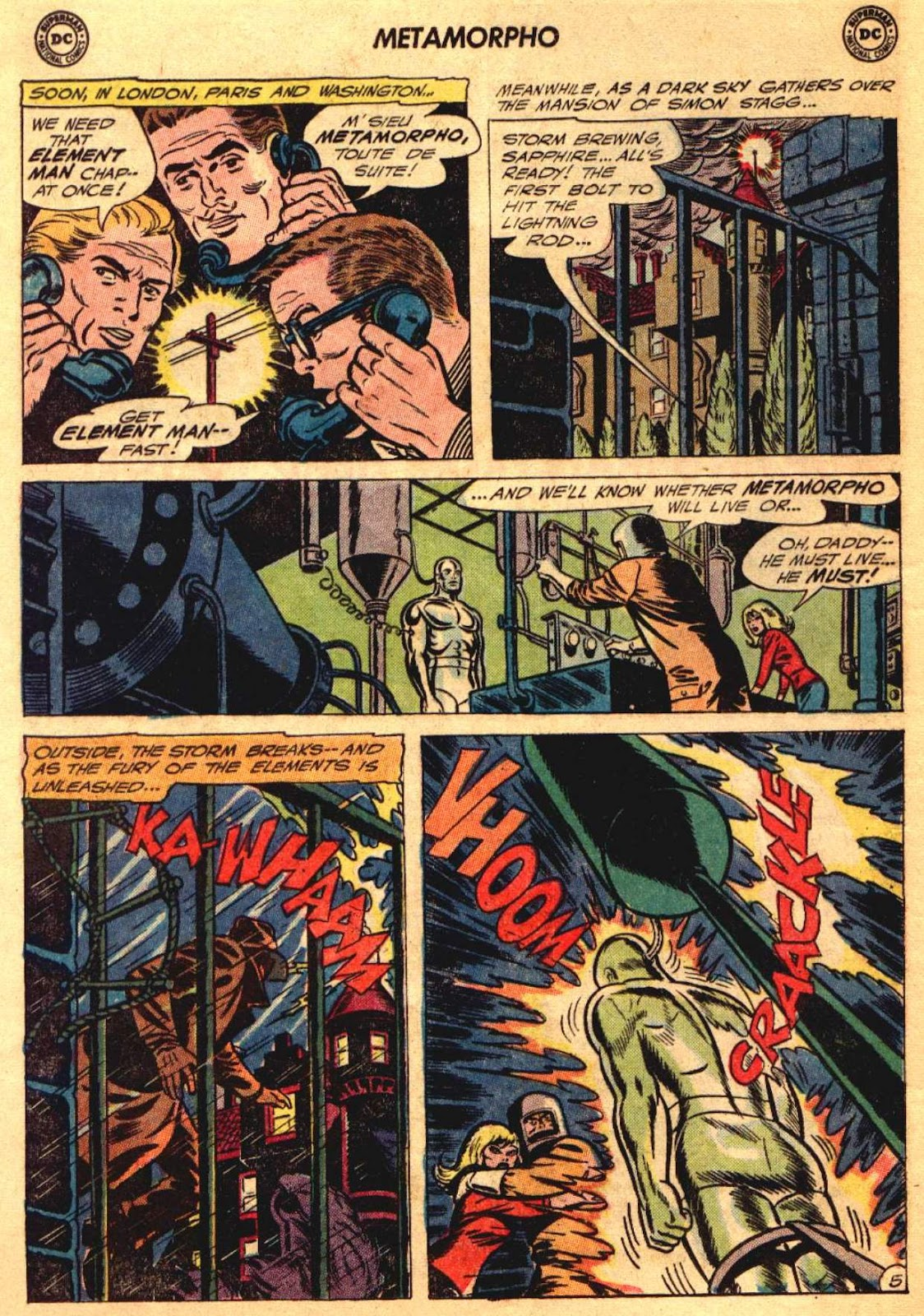 Metamorpho (1965) issue 2 - Page 7