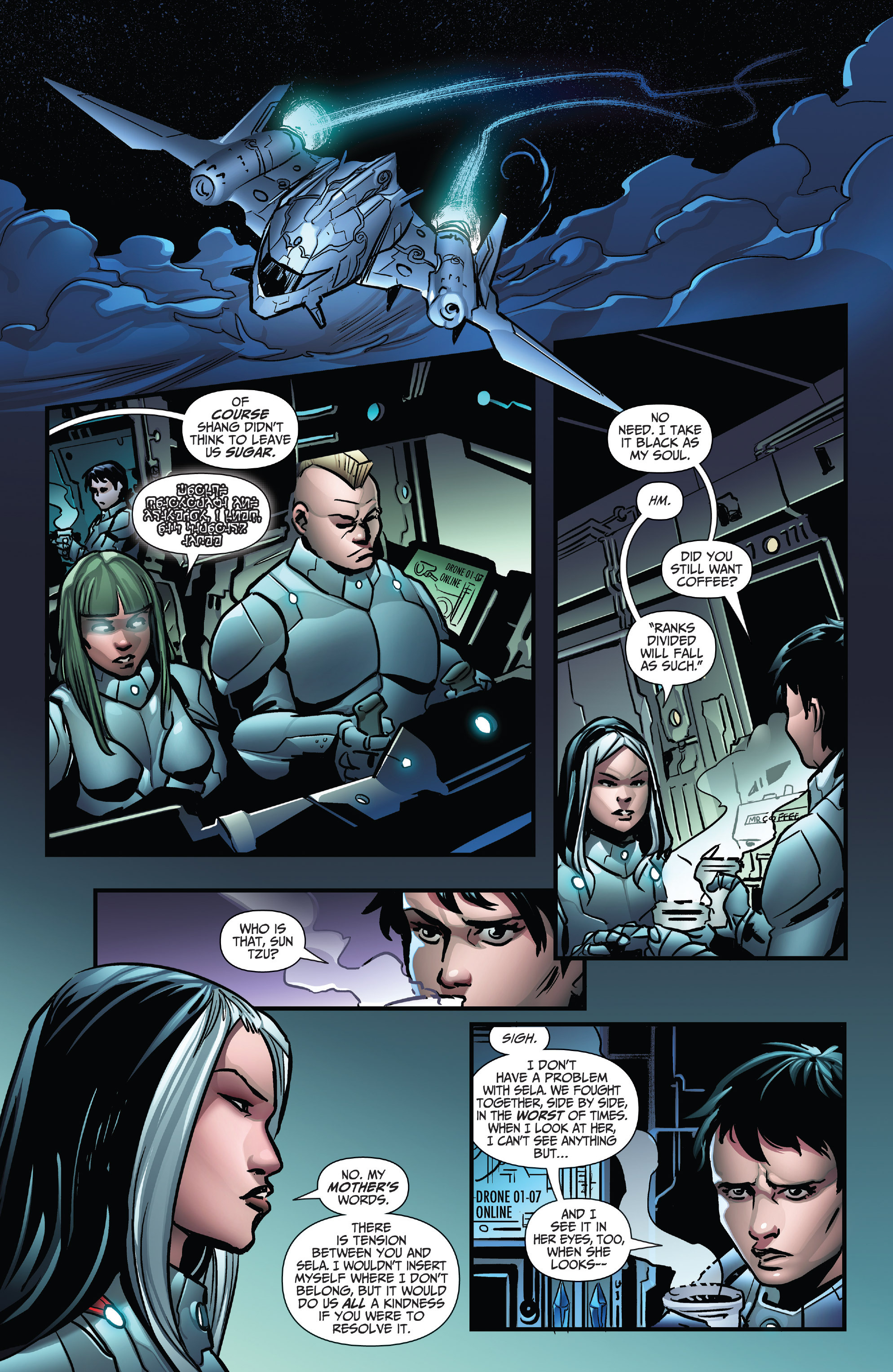 Read online Grimm Fairy Tales: Arcane Acre comic -  Issue # TPB 4 - 54