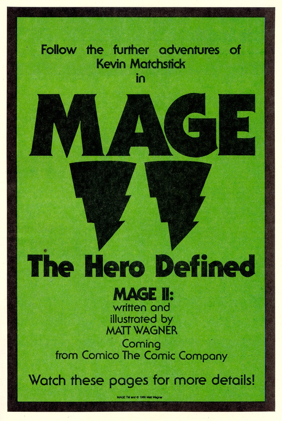 Read online Mage: The Hero Discovered comic -  Issue #15 - 48