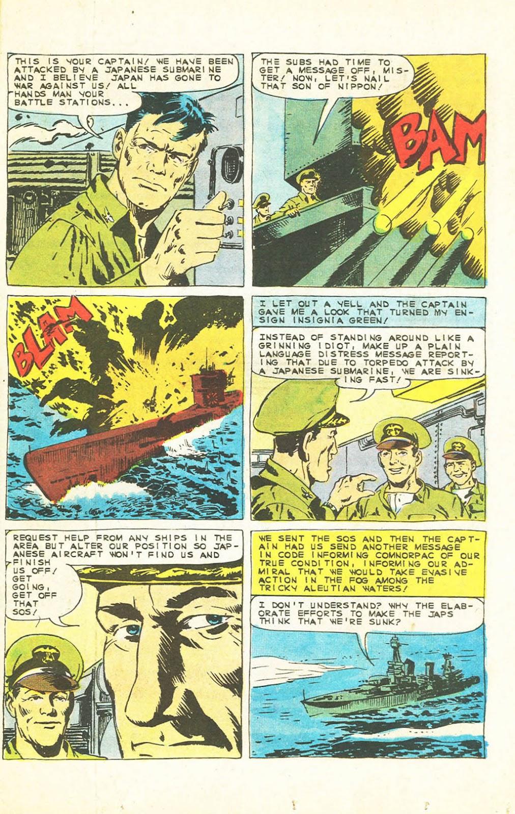 Read online Fightin' Navy comic -  Issue #128 - 11