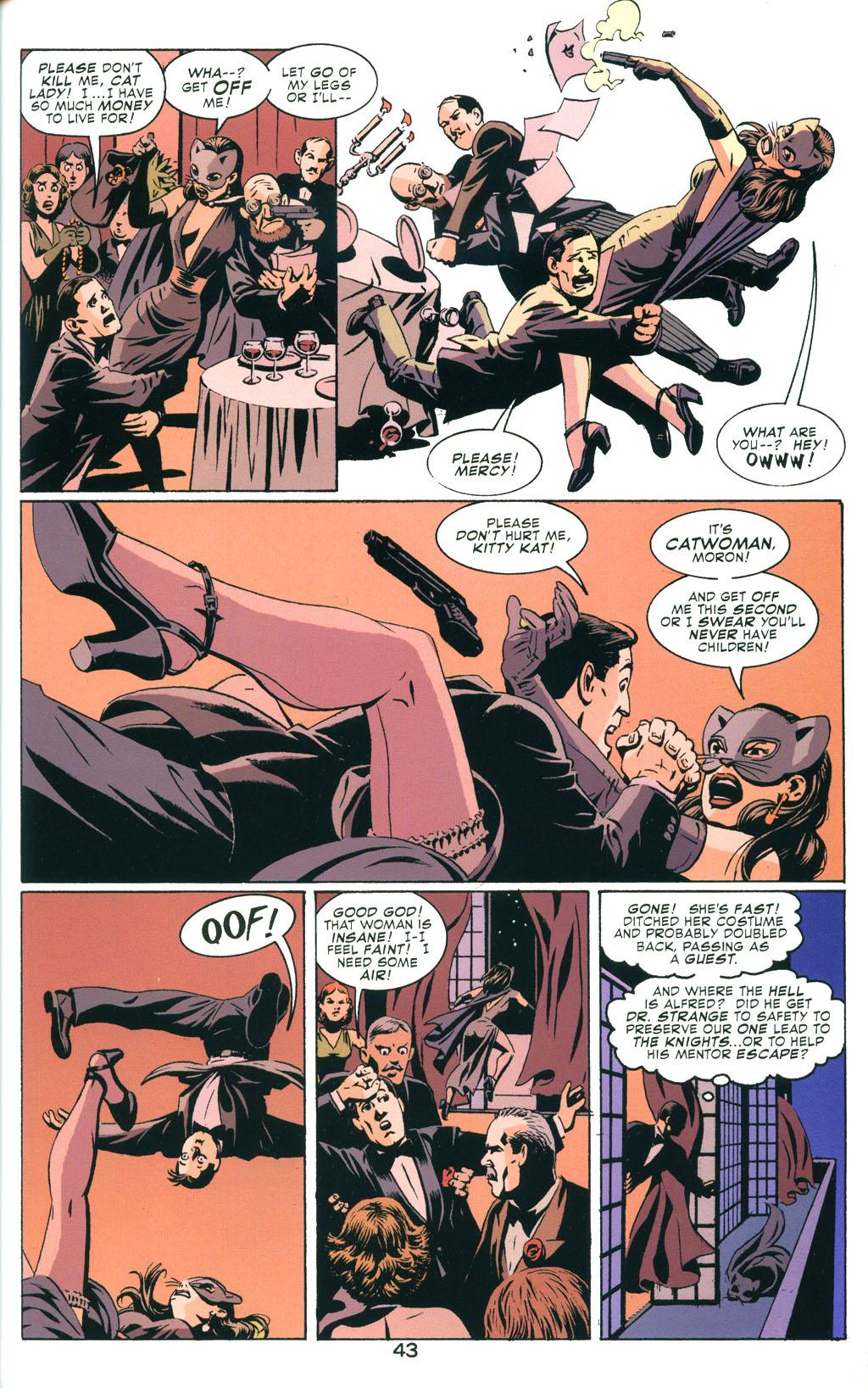 Read online Batman: Detective #27 comic -  Issue #27 TPB - 49