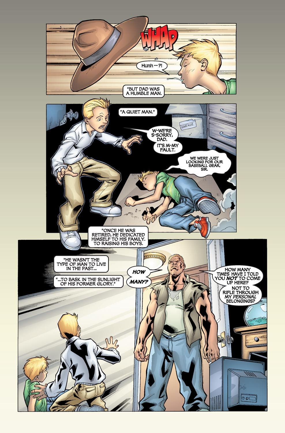 Alpha Flight (2004) issue 4 - Page 6