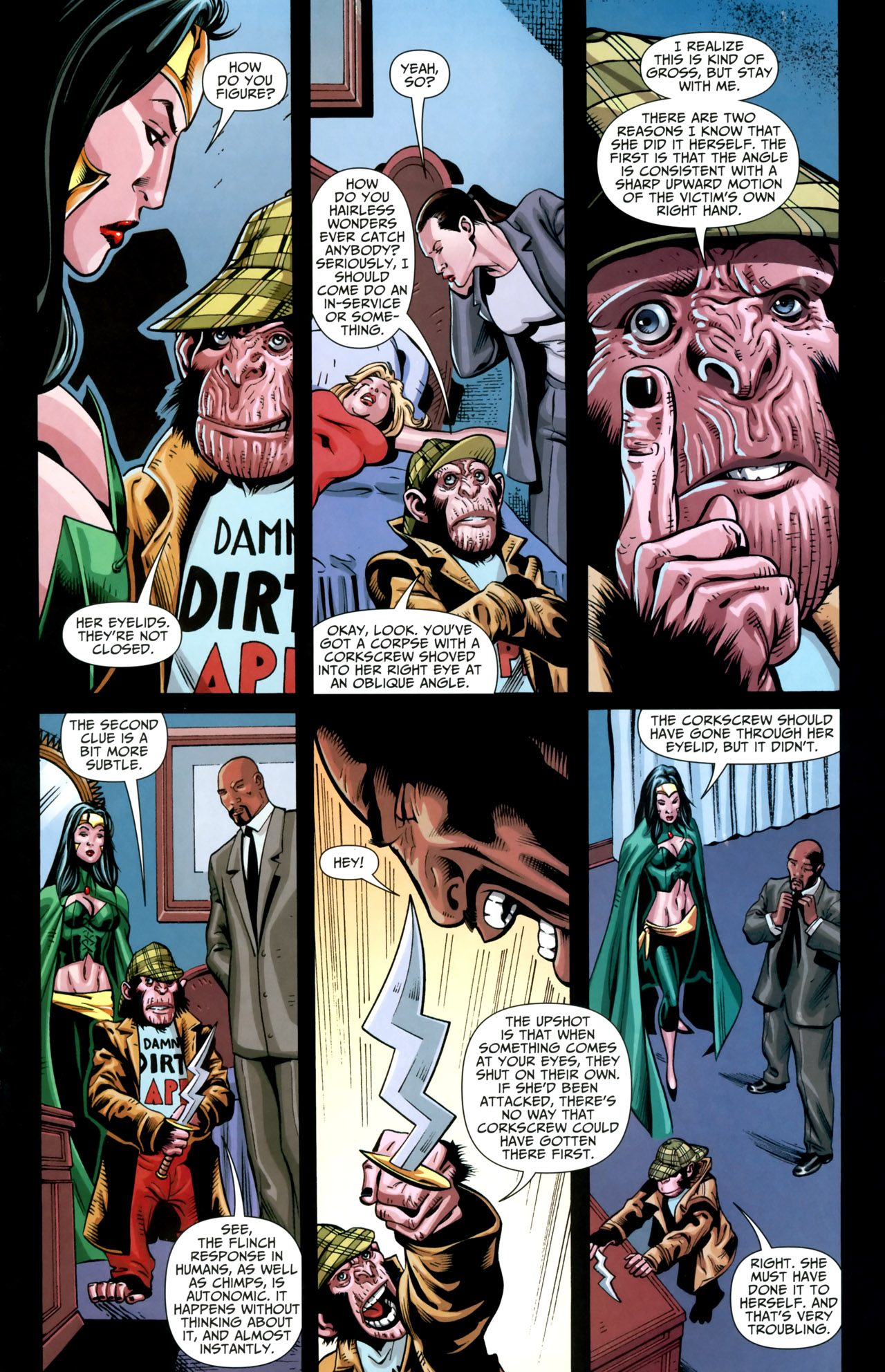 Read online Shadowpact comic -  Issue #18 - 14