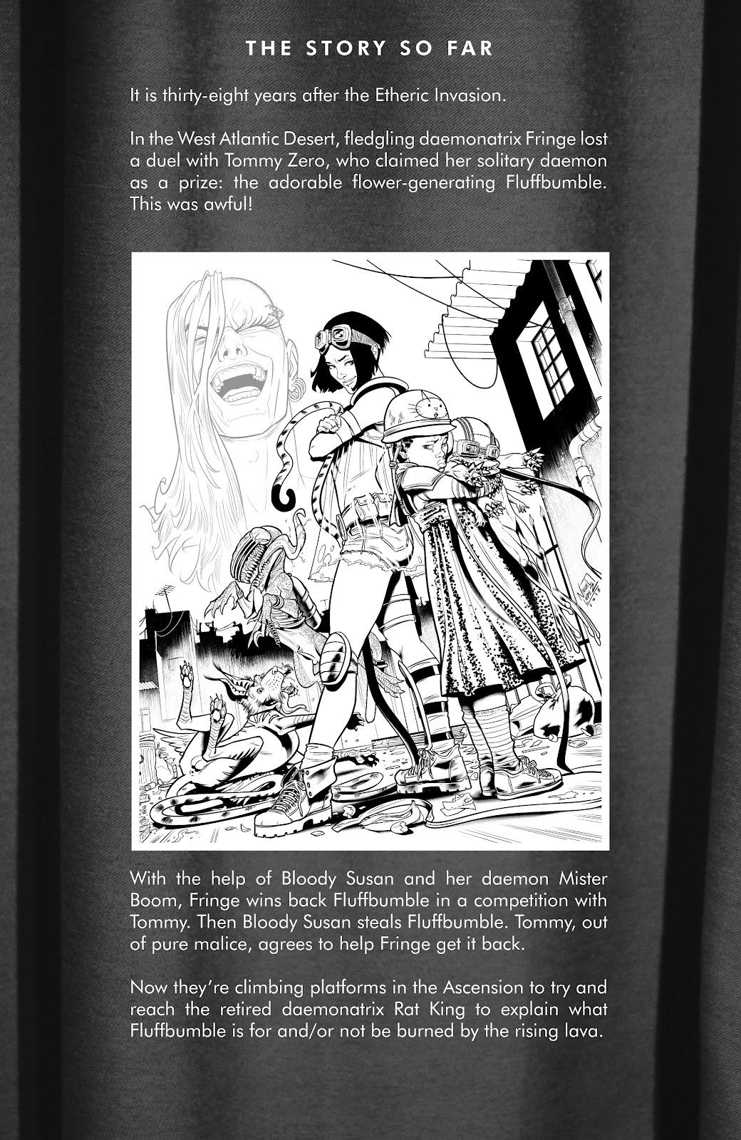 Read online Alan Moore's Cinema Purgatorio comic -  Issue #17 - 24