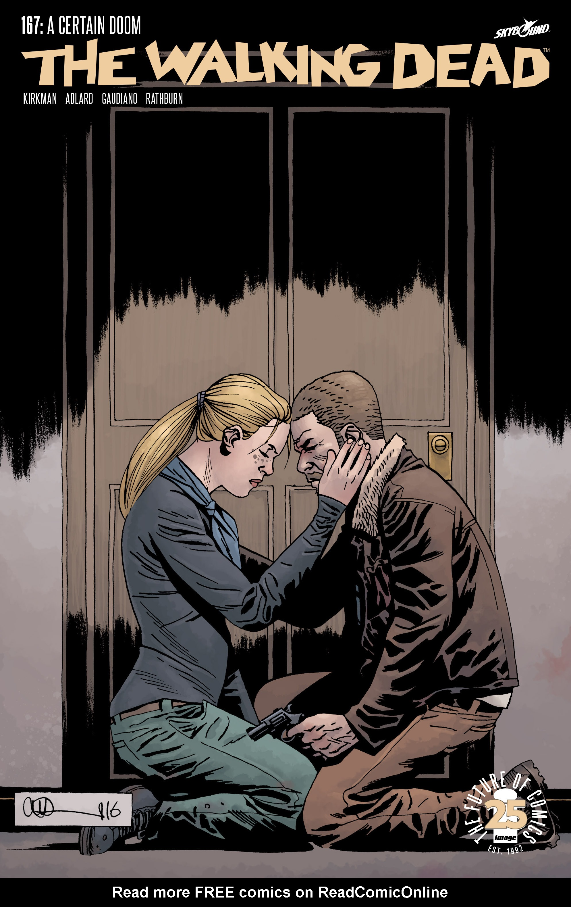 The Walking Dead 167 Page 1