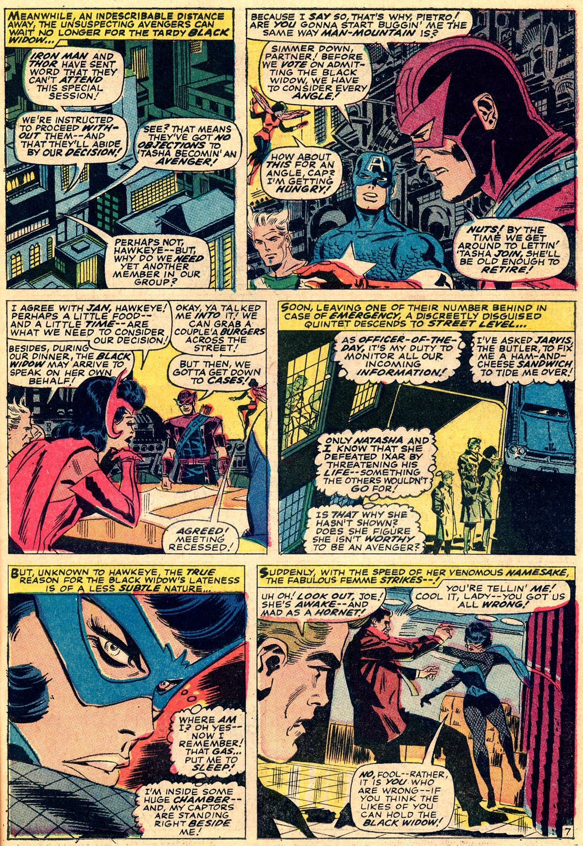 The Avengers (1963) 38 Page 10