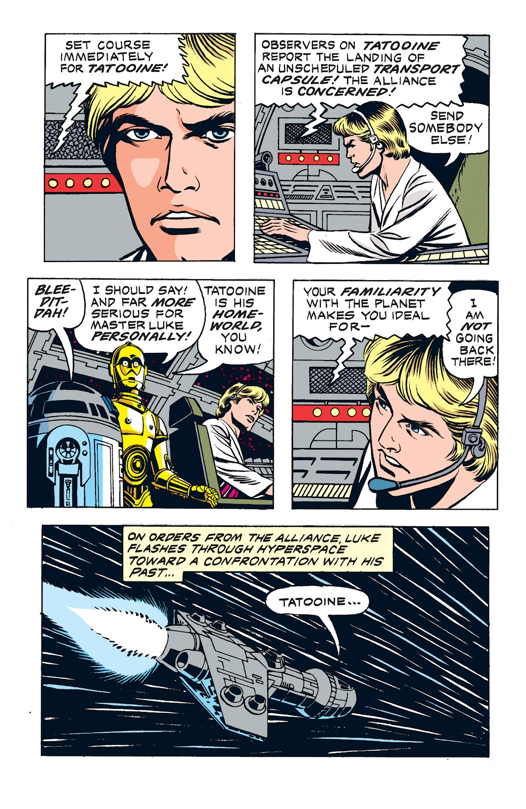 Read online Star Wars Legends: The Newspaper Strips - Epic Collection comic -  Issue # TPB (Part 2) - 24