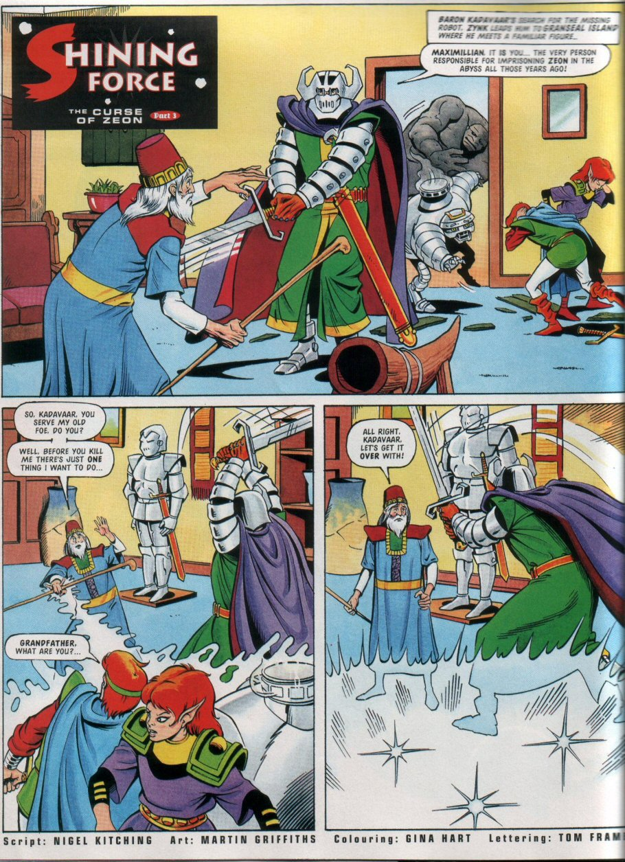 Read online Sonic the Comic comic -  Issue #75 - 17
