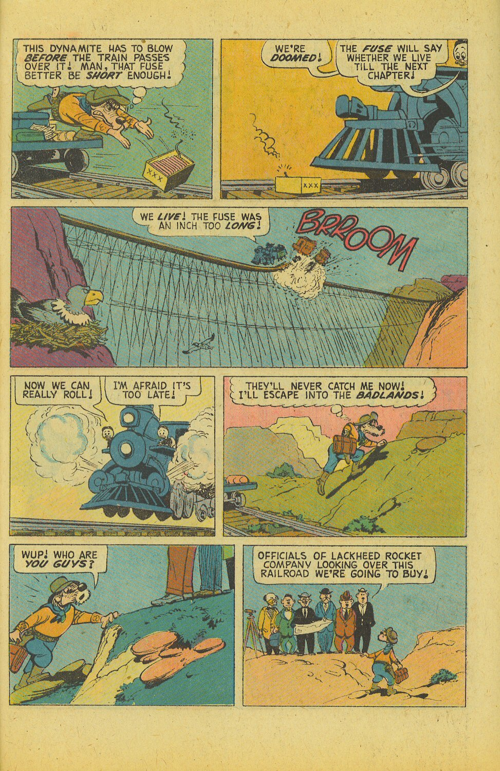 Read online Uncle Scrooge (1953) comic -  Issue #122 - 31