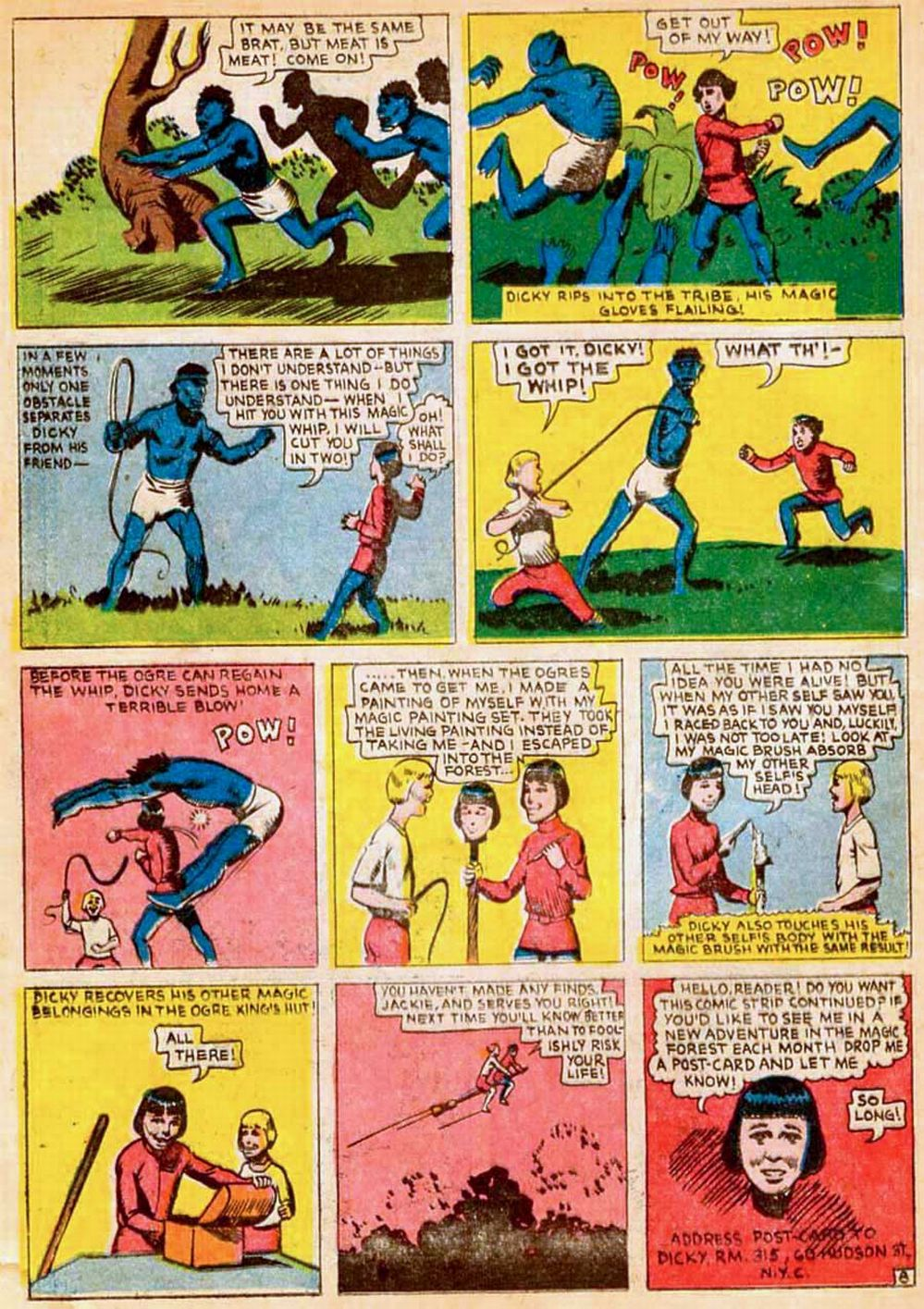 Zip Comics issue 19 - Page 44