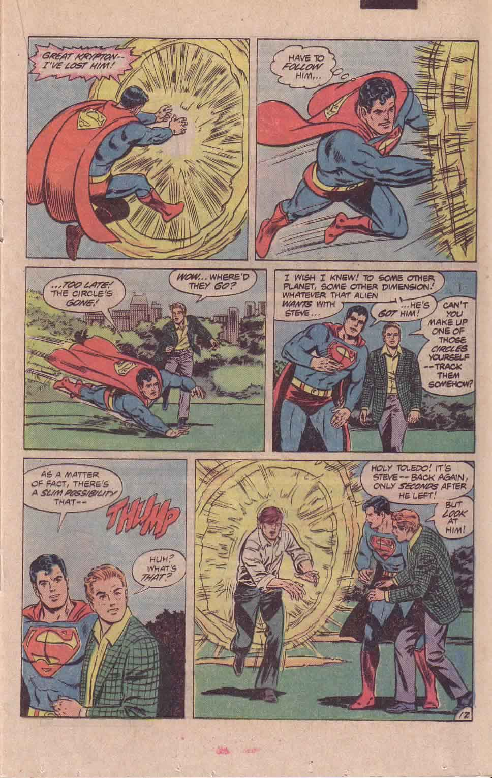 Read online Action Comics (1938) comic -  Issue #523 - 13