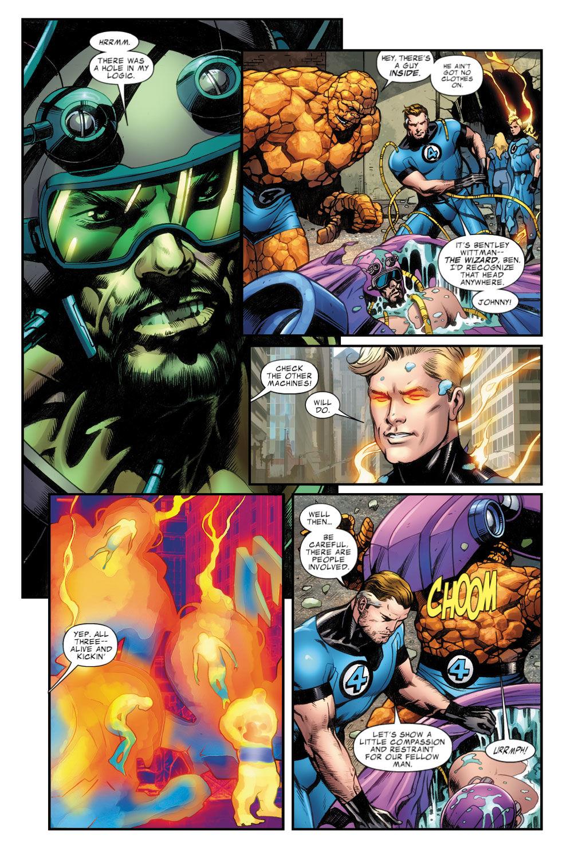 Read online Fantastic Four: Season One comic -  Issue # TPB - 113