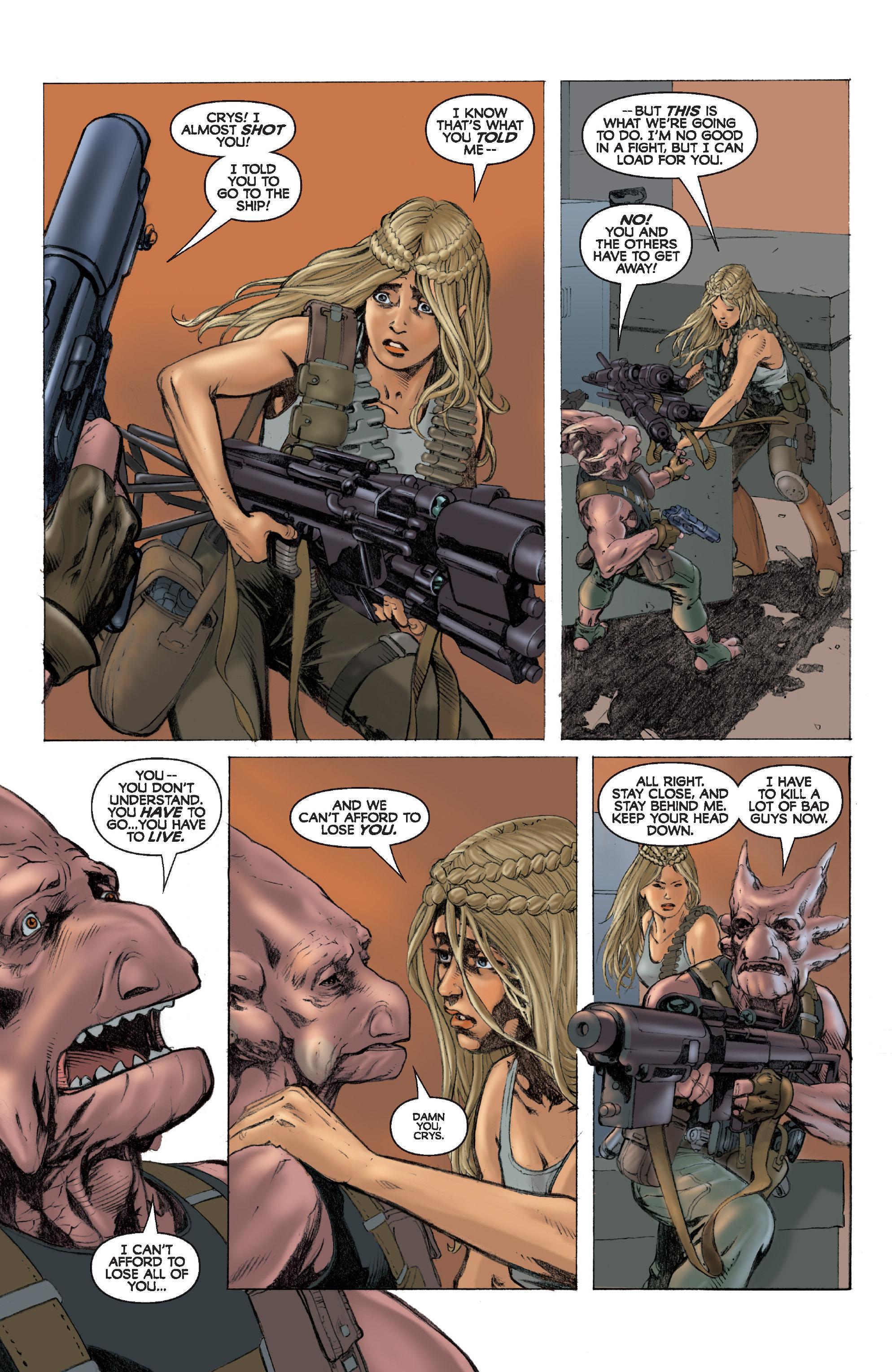 Read online Star Wars Omnibus comic -  Issue # Vol. 31 - 270