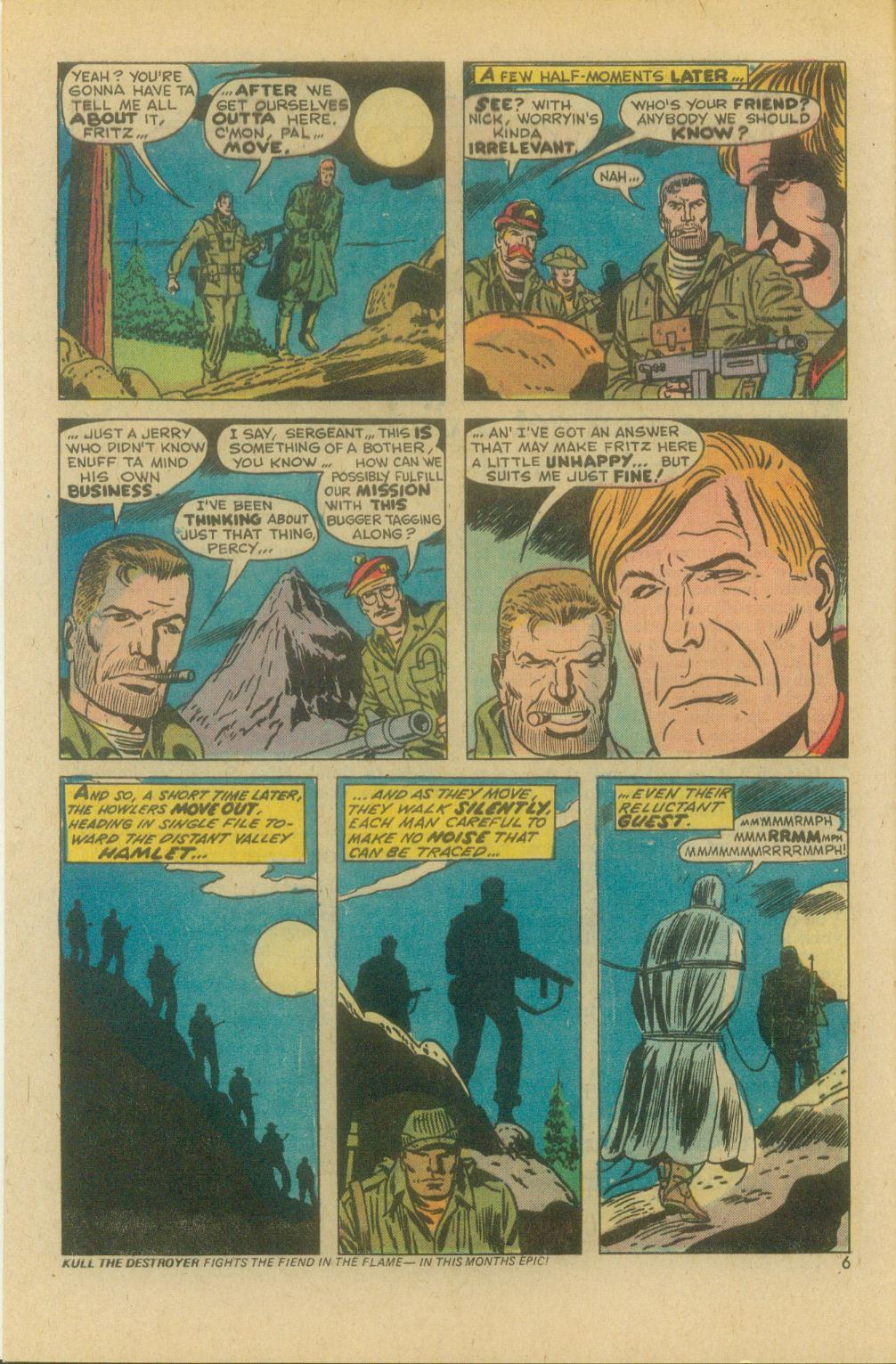 Read online Sgt. Fury comic -  Issue #119 - 8