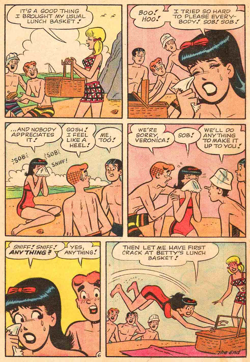 Read online Archie's Girls Betty and Veronica comic -  Issue #130 - 44