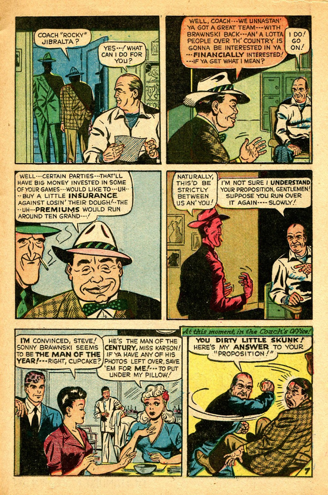 Read online Famous Funnies comic -  Issue #178 - 15