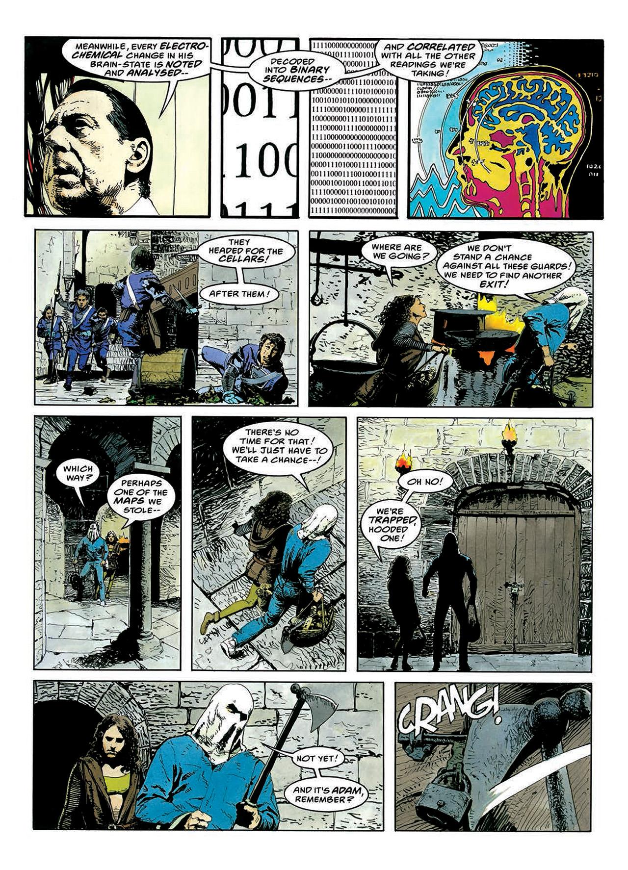Read online Mazeworld comic -  Issue # TPB - 86
