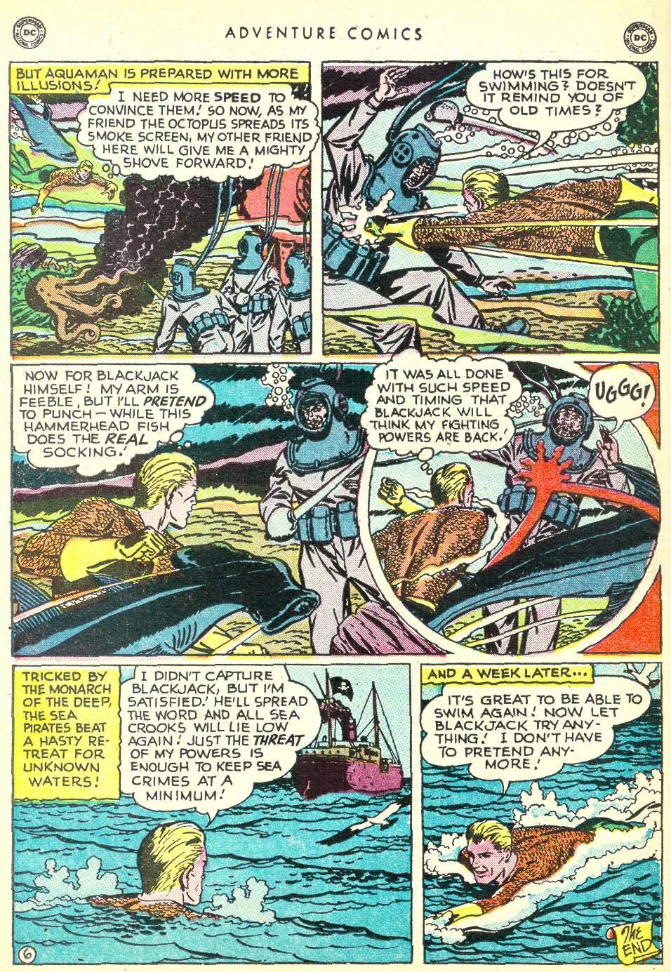 Read online Adventure Comics (1938) comic -  Issue #146 - 20
