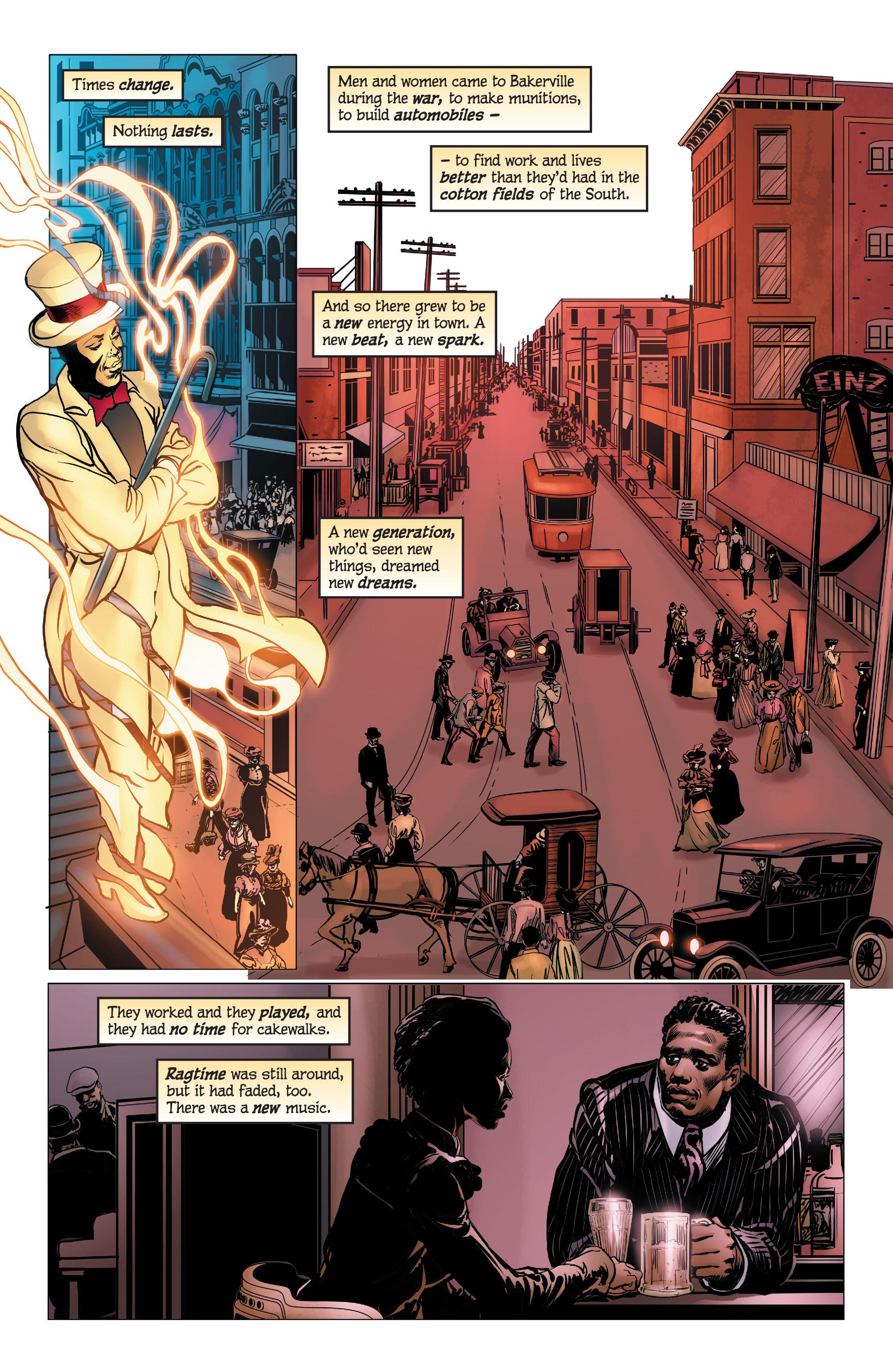 Read online Astro City comic -  Issue #37 - 23