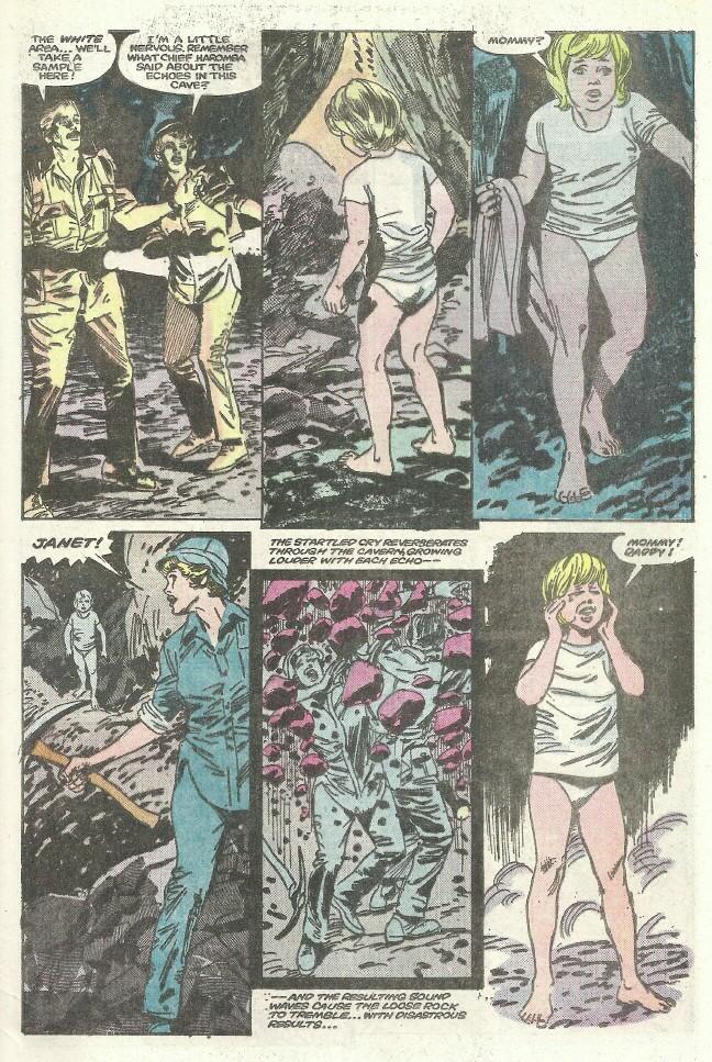 Read online Sheena comic -  Issue #1 - 4