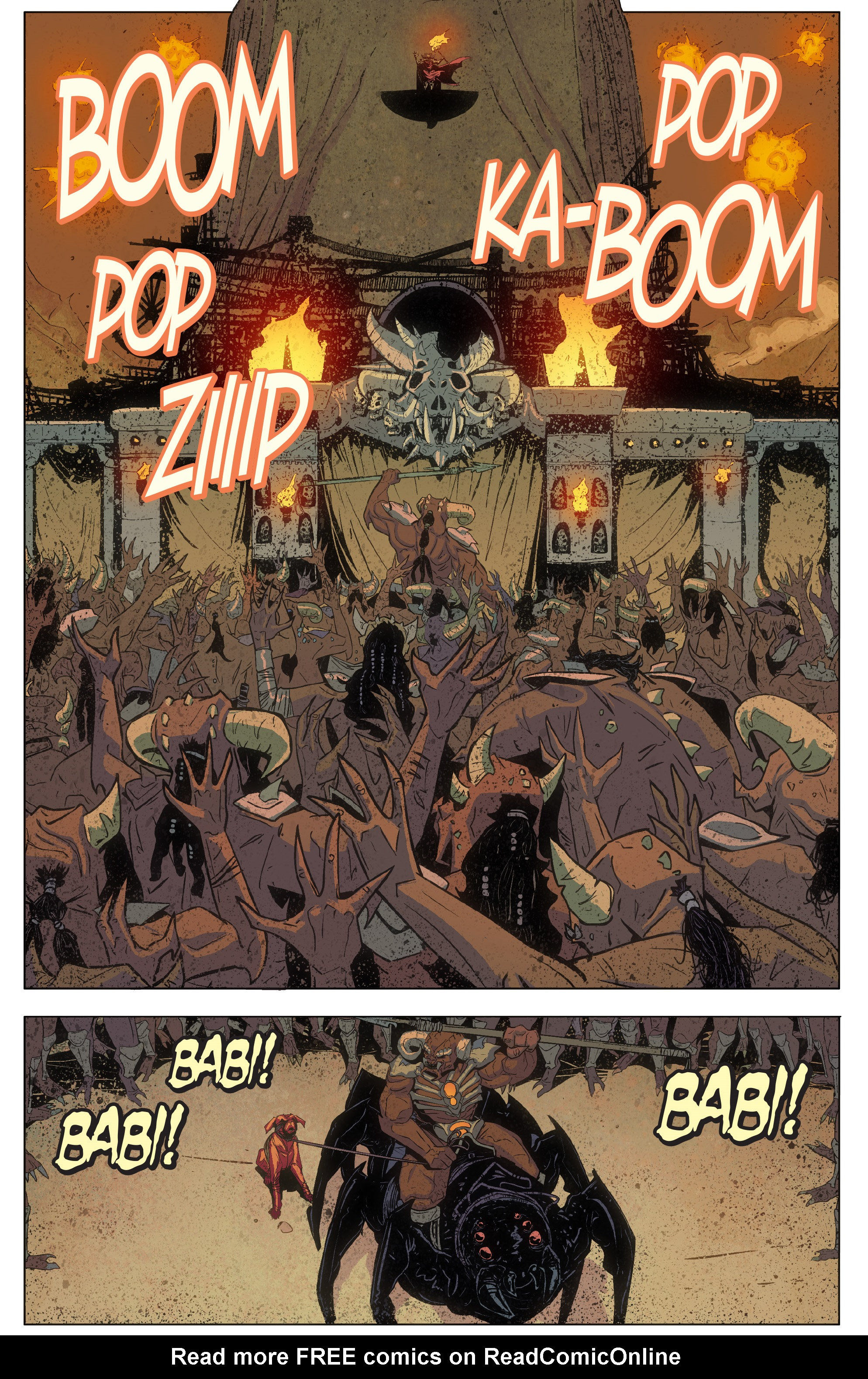 Read online Red Dog comic -  Issue #4 - 11