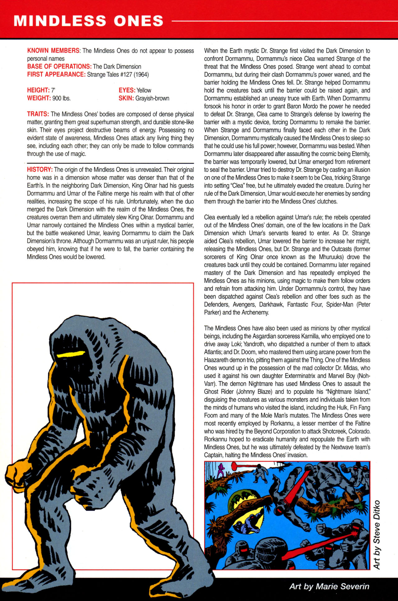 Read online All-New Official Handbook of the Marvel Universe A to Z: Update comic -  Issue #4 - 24