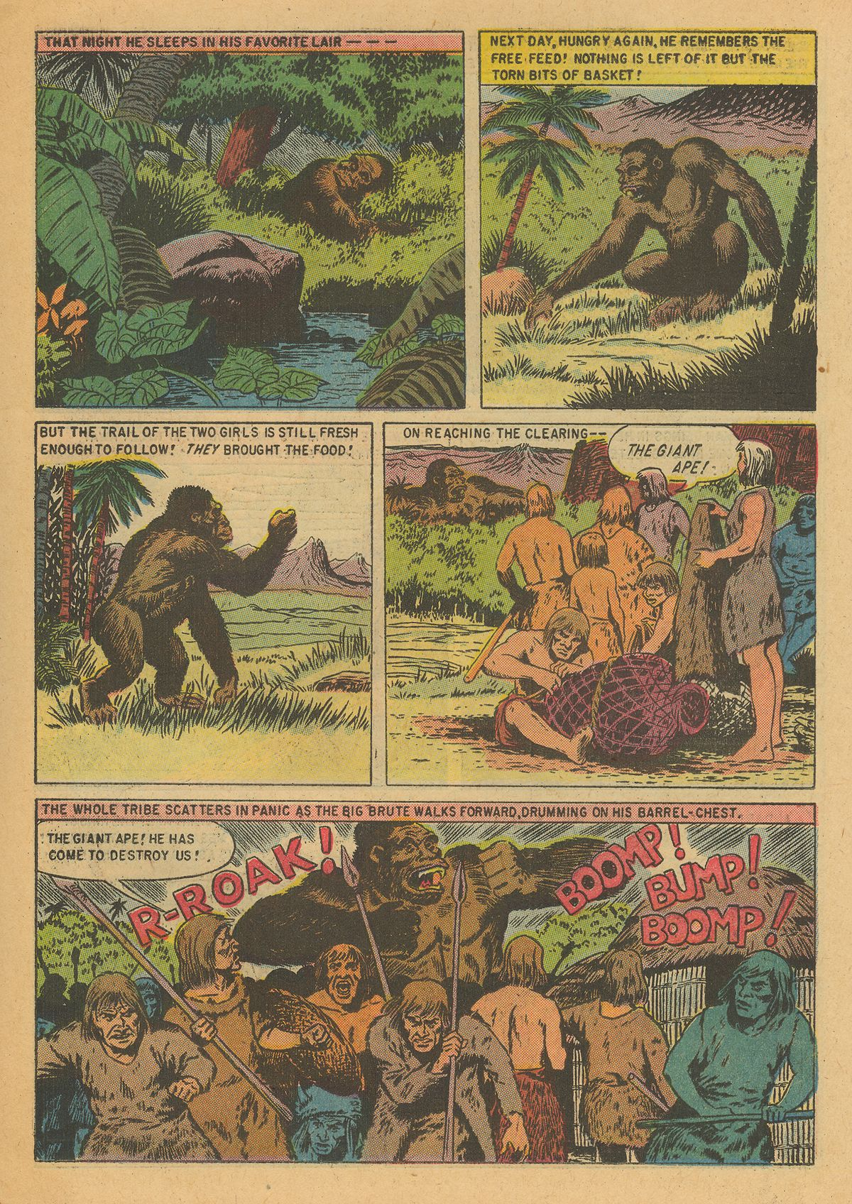 Read online Turok, Son of Stone comic -  Issue #6 - 11