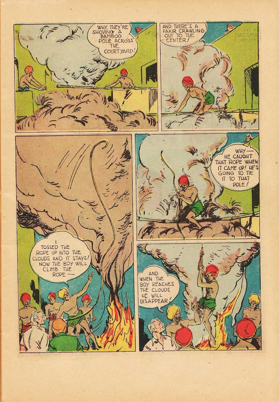Super-Magician Comics issue 22 - Page 11