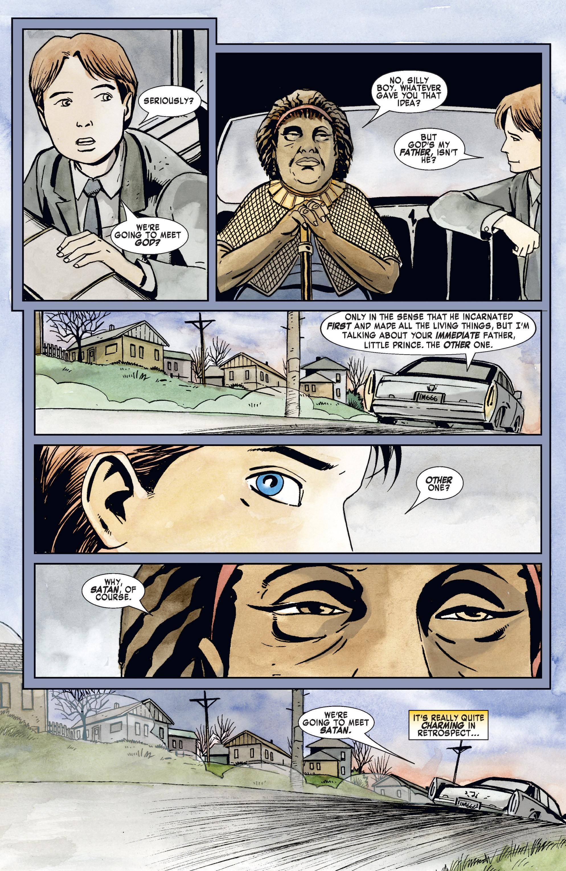Read online American Jesus comic -  Issue # TPB - 75
