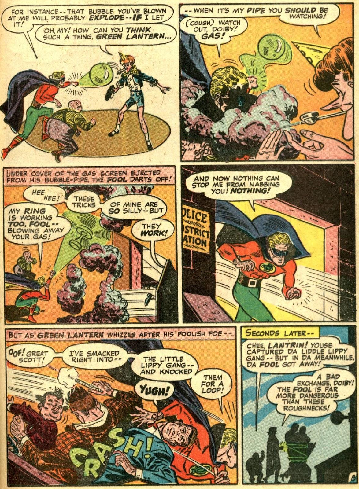 Comic Cavalcade issue 27 - Page 37