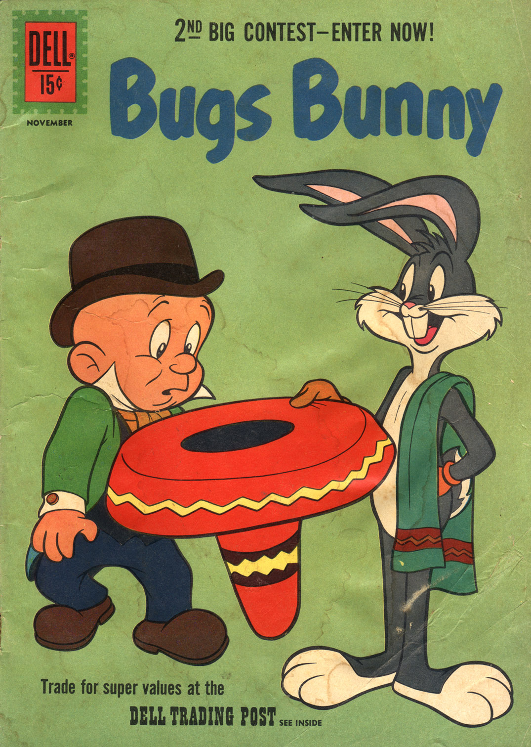 Bugs Bunny (1952) issue 81 - Page 1