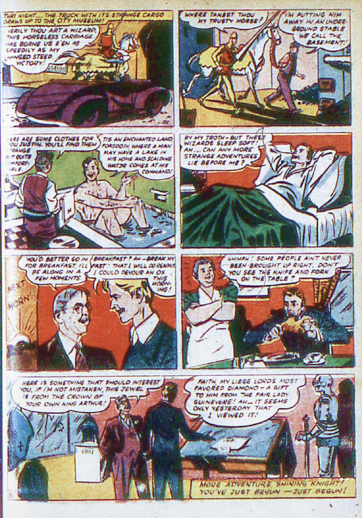 Read online Adventure Comics (1938) comic -  Issue #66 - 24